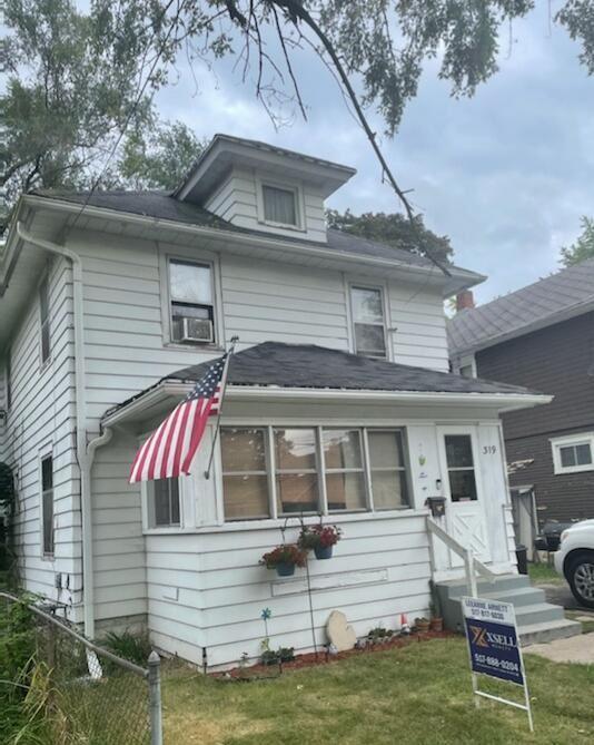 319 Orange Street, Jackson, MI 49202 - MLS#: 21102411