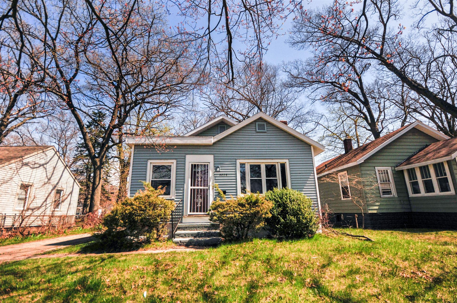 3036 Temple Street, Muskegon Heights, MI 49444 - MLS#: 21012414