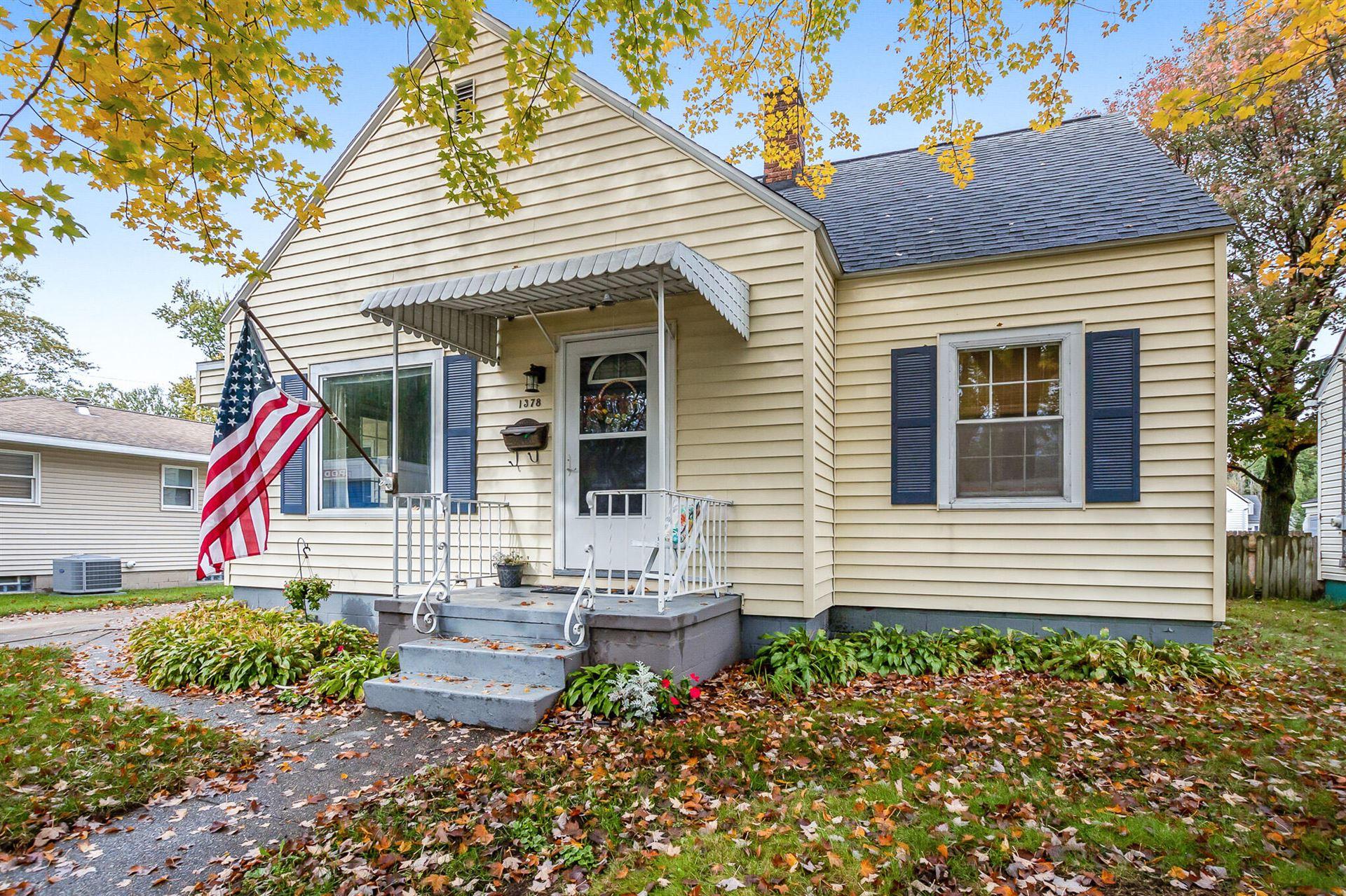 1378 Princeton Road, Muskegon, MI 49441 - MLS#: 21112419