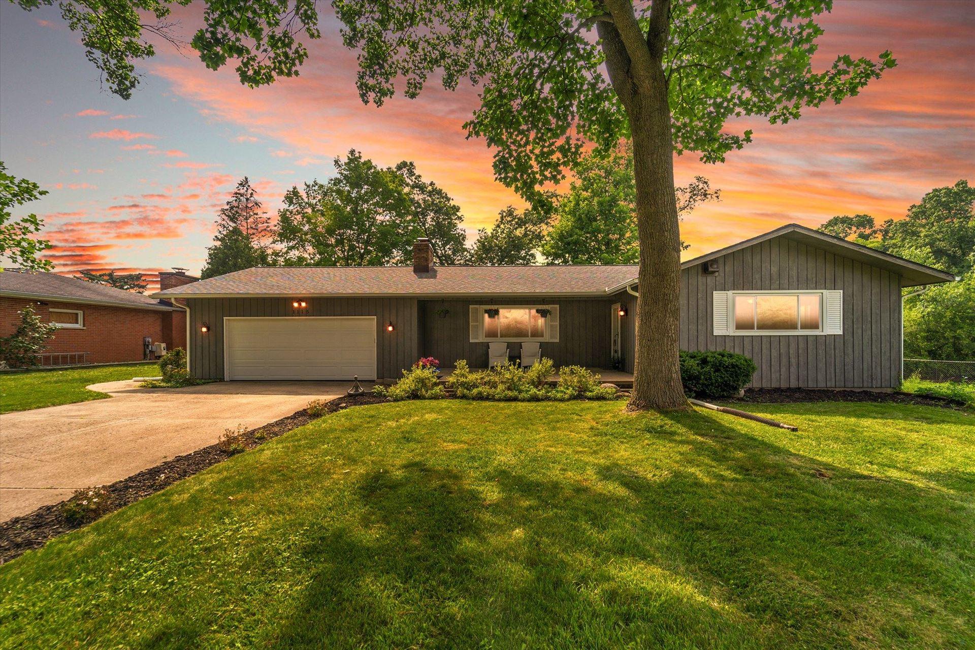 1115 Bunkerhill Drive Drive, Kalamazoo, MI 49009 - MLS#: 21095420