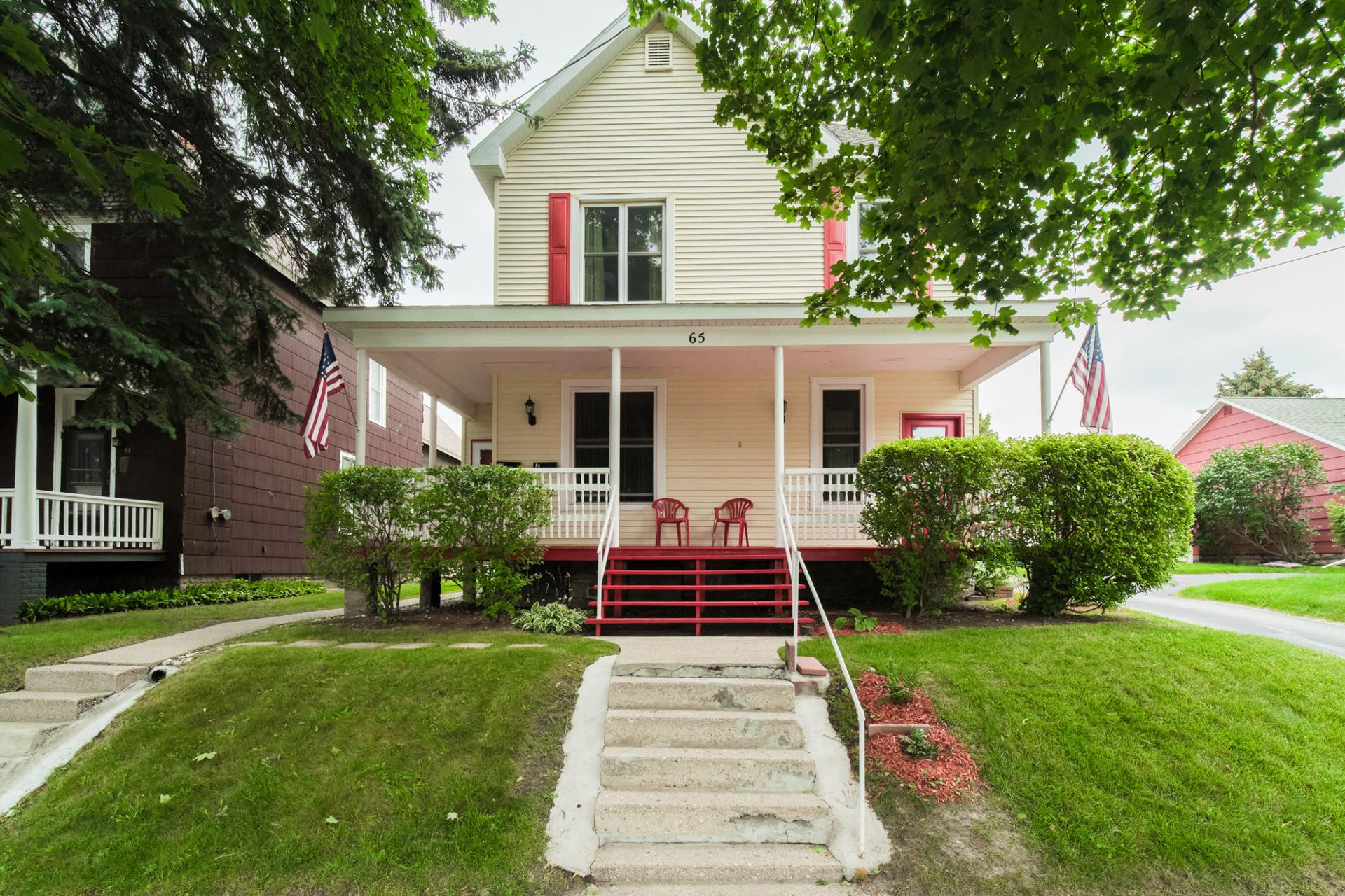 65 Greenbush Street, Manistee, MI 49660 - MLS#: 21099421