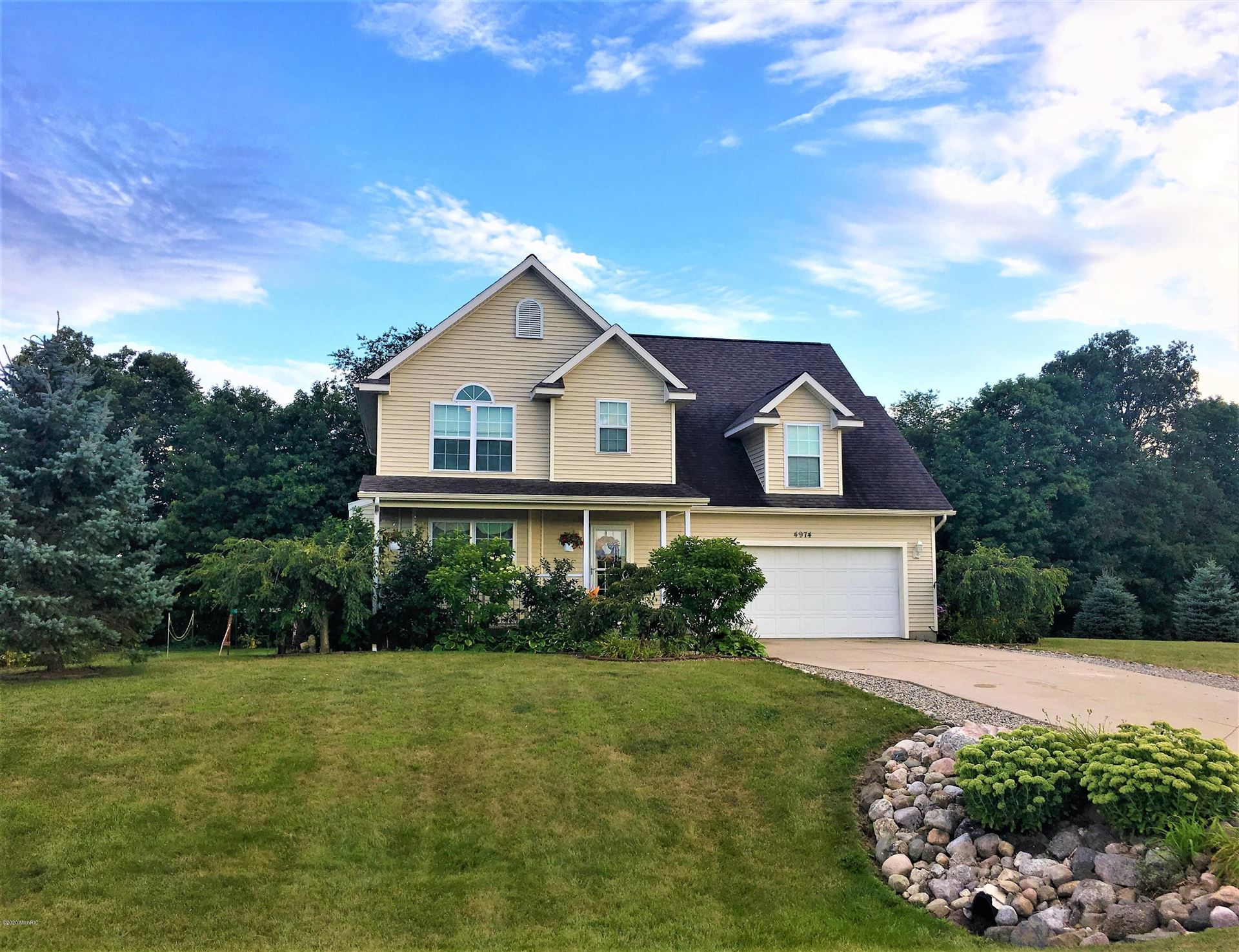 4974 Daisy Way, Fremont, MI 49412 - MLS#: 20043424