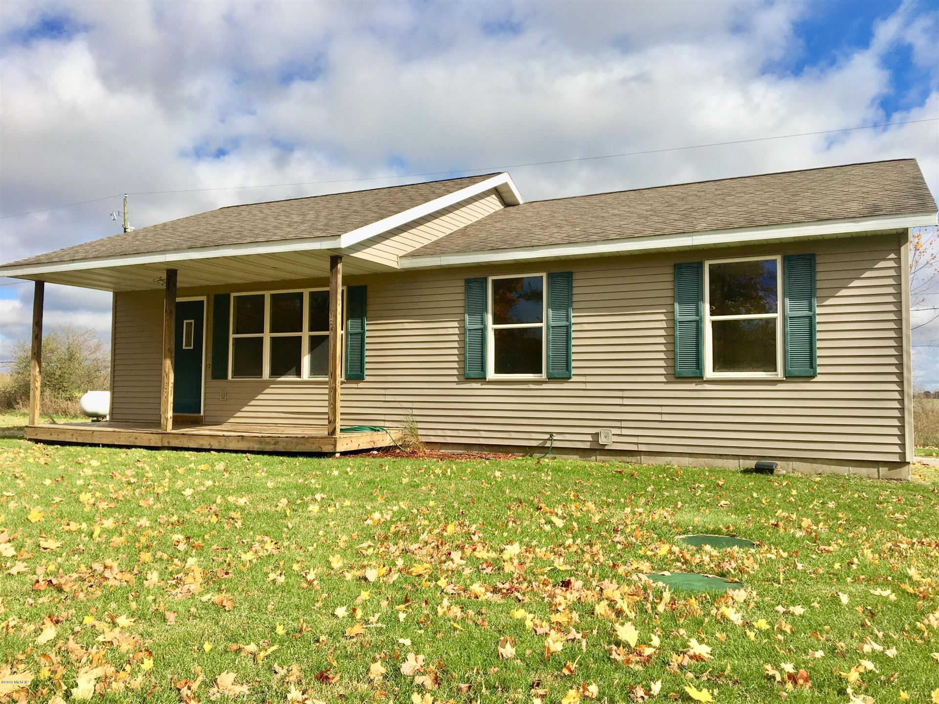 1052 N Epley Road, Stanton, MI 48888 - MLS#: 19052426