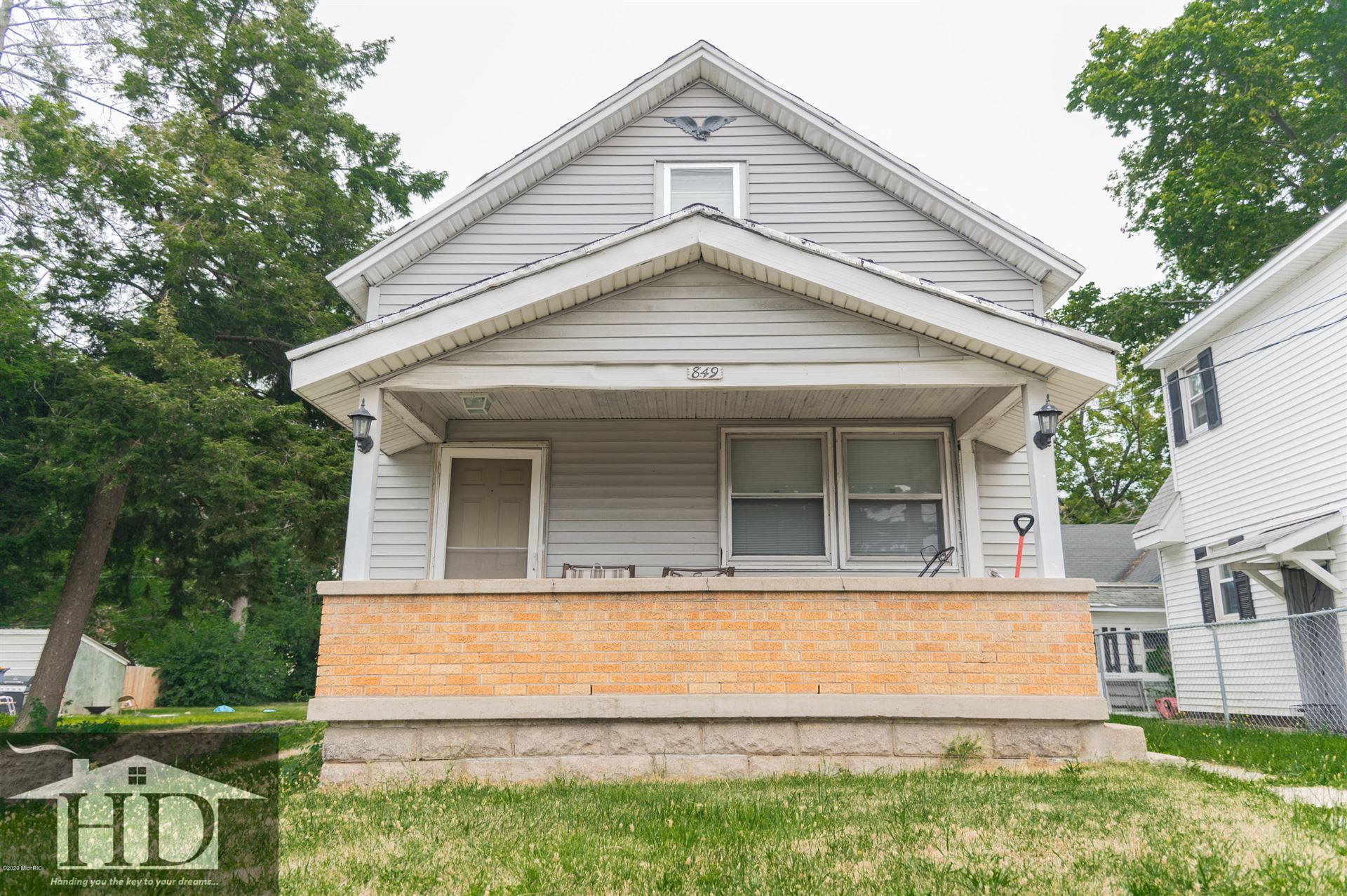 849 SE Hall Street SE, Grand Rapids, MI 49507 - MLS#: 20032428