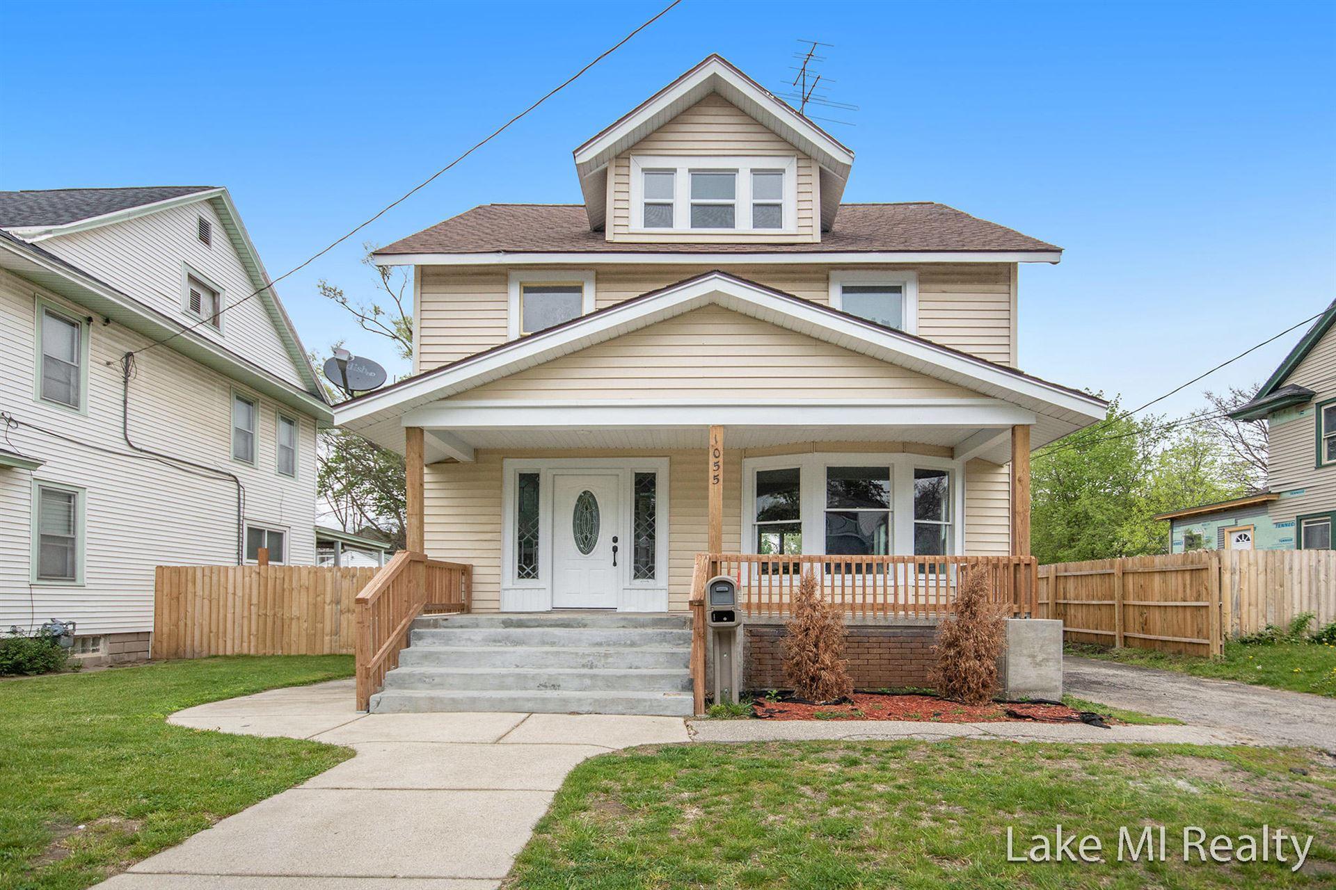 1055 Bates Street SE, Grand Rapids, MI 49506 - MLS#: 21015428