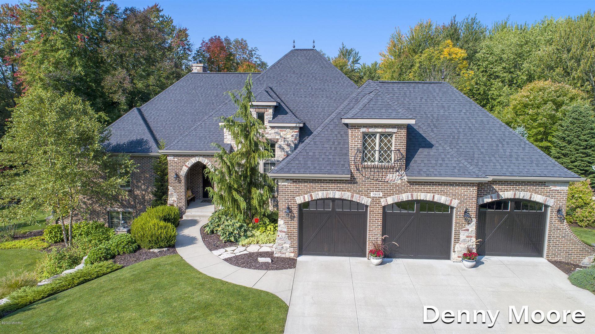 5808 Manchester Hills Drive SE, Grand Rapids, MI 49546 - MLS#: 20040432