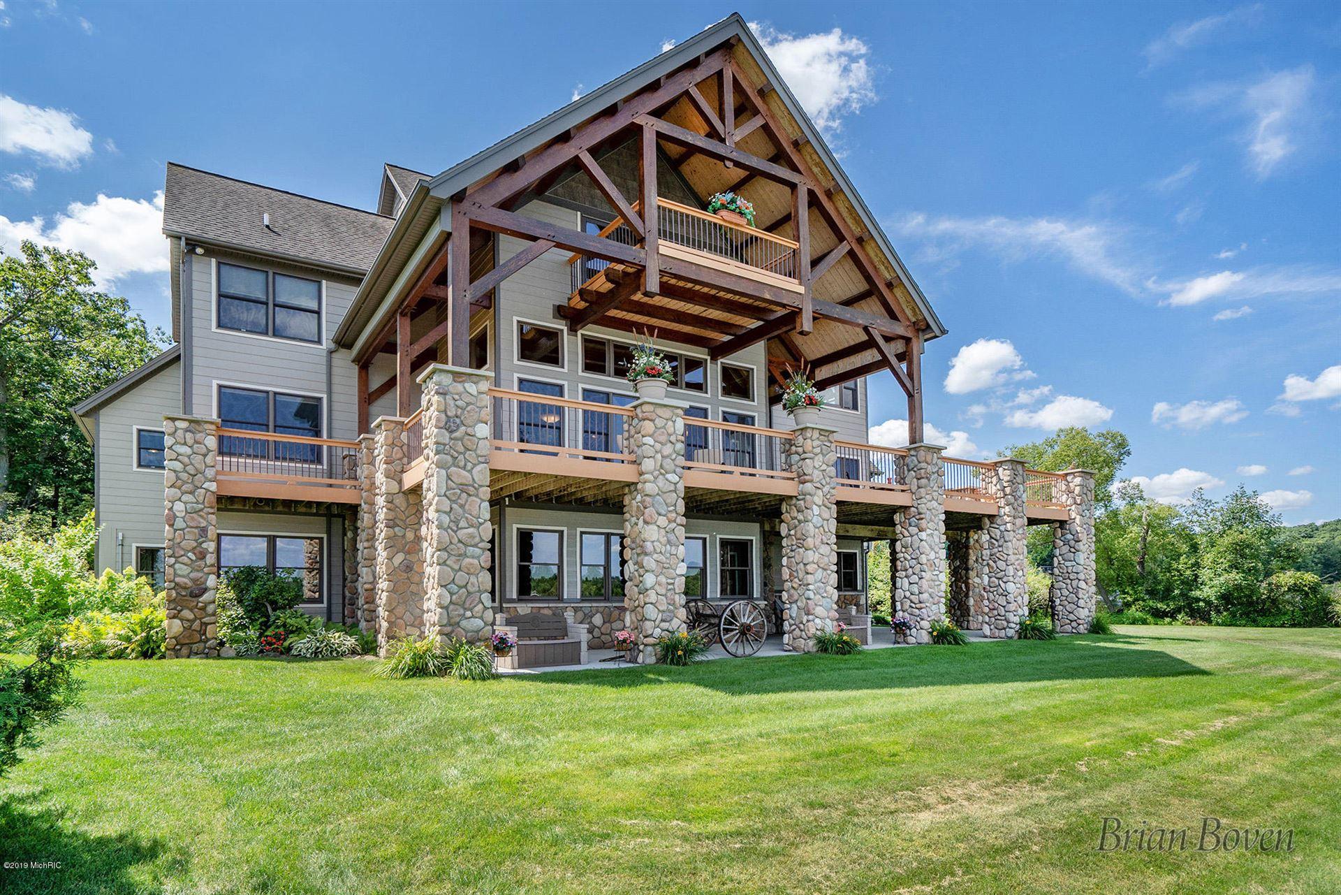 615 Hess Lake Drive, Grant, MI 49327 - MLS#: 19037437