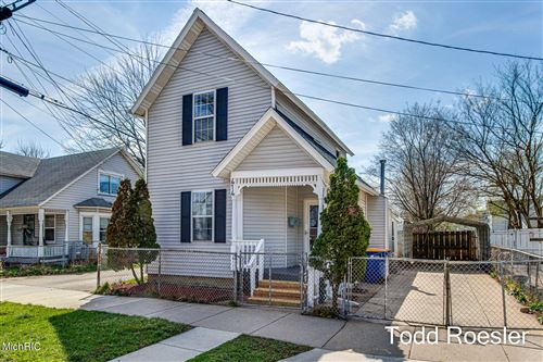 Photo of 414 Myrtle Street NW, Grand Rapids, MI 49504 (MLS # 21011440)