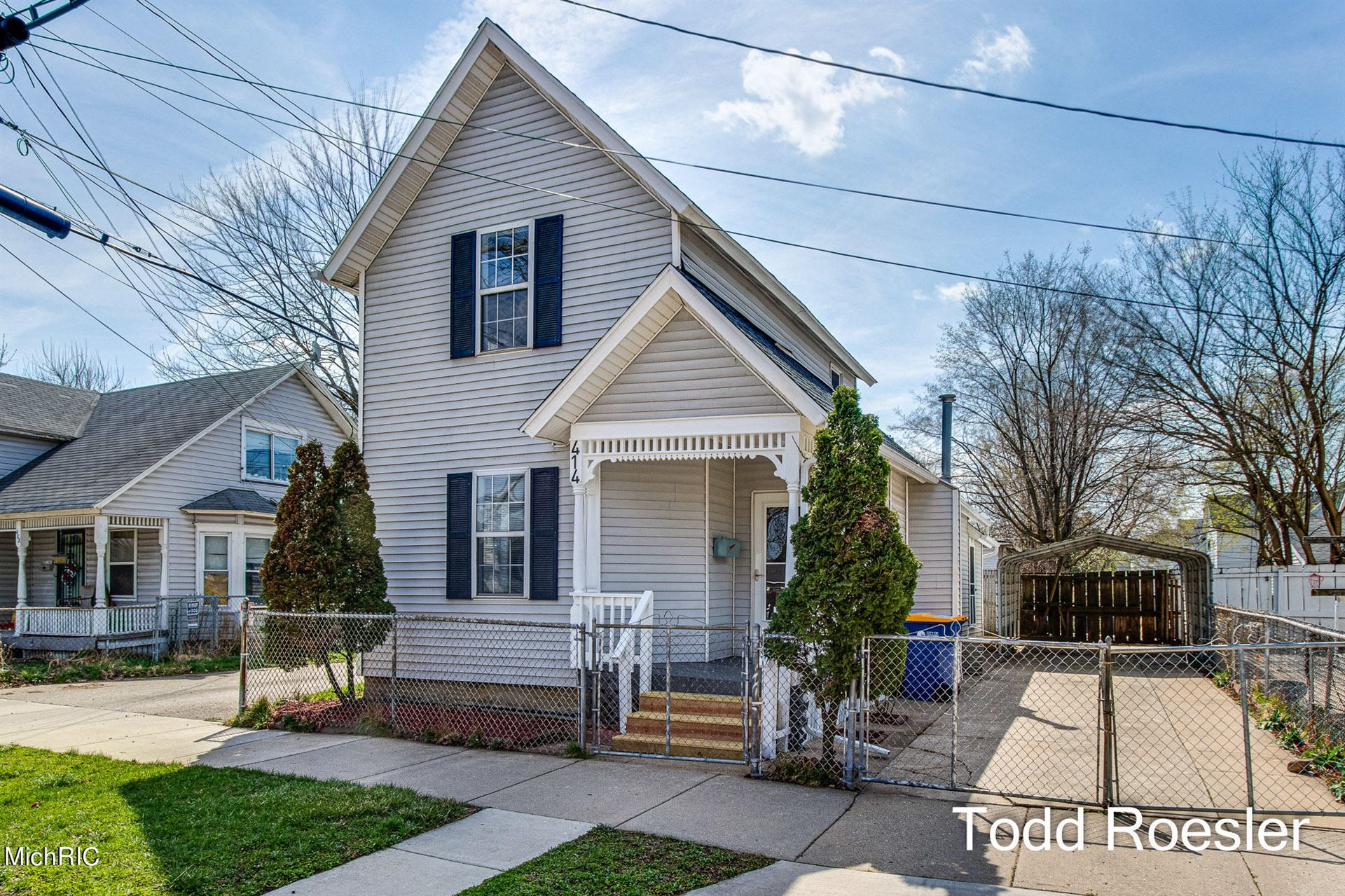 414 Myrtle Street NW, Grand Rapids, MI 49504 - MLS#: 21011440