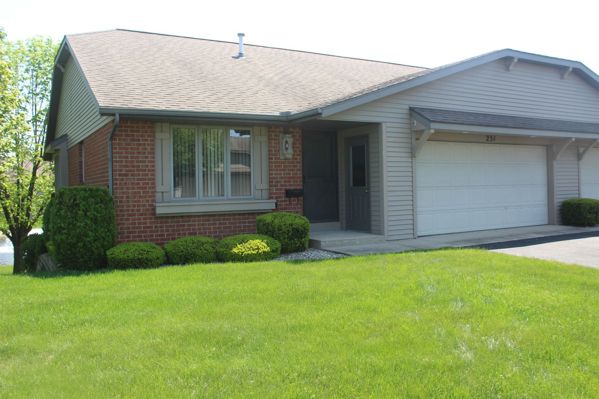 251 Interlaken Court, Zeeland, MI 49464 - #: 20018441