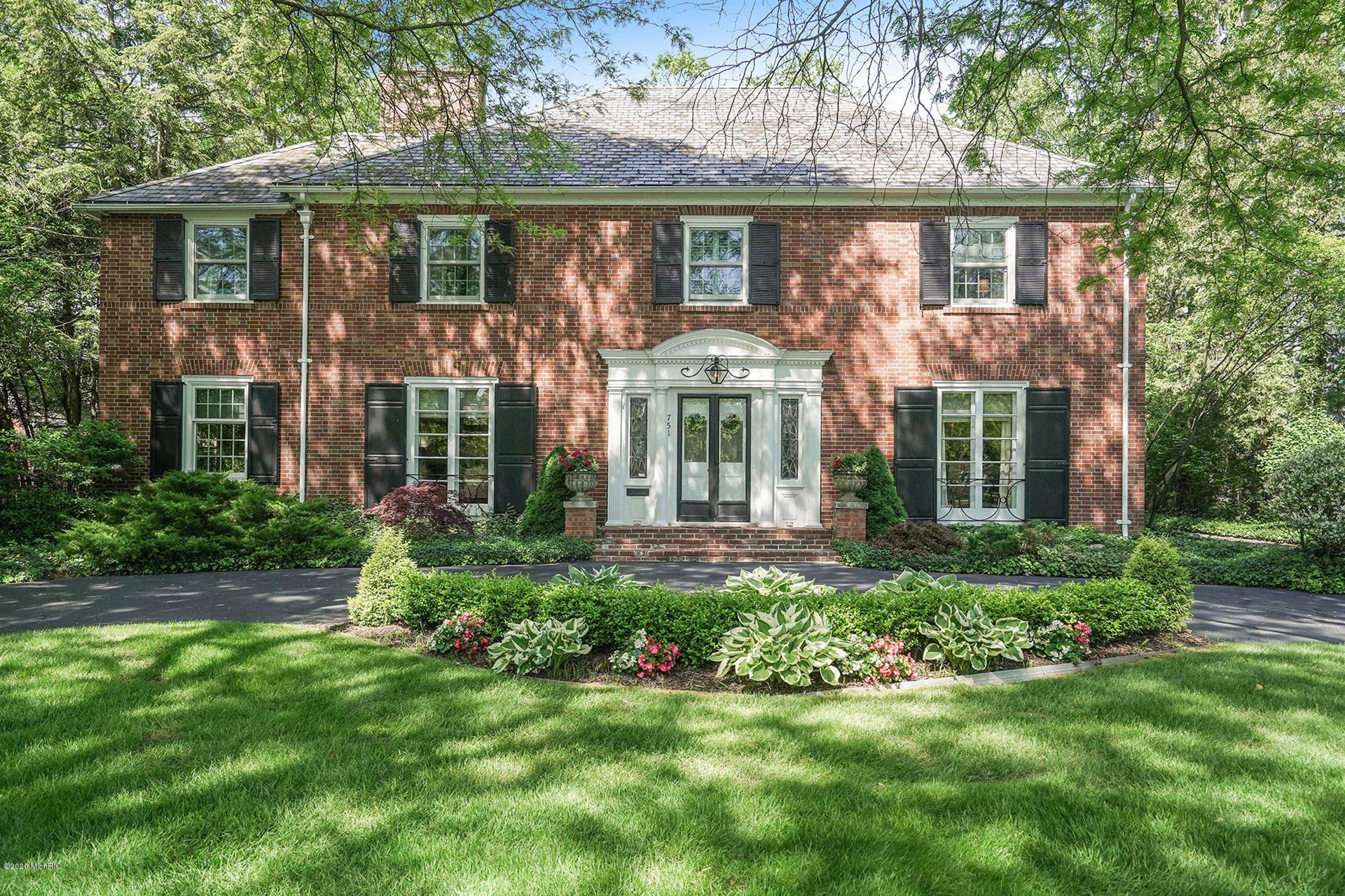 Photo of 751 Plymouth Road SE, East Grand Rapids, MI 49506 (MLS # 20014442)