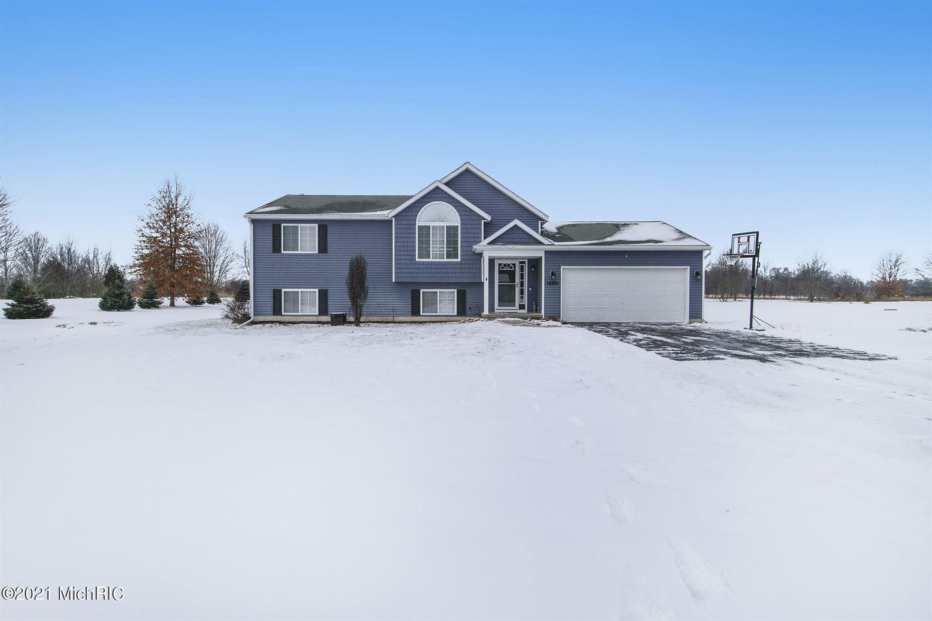 16745 Antler Drive NE, Cedar Springs, MI 49319 - MLS#: 21002448