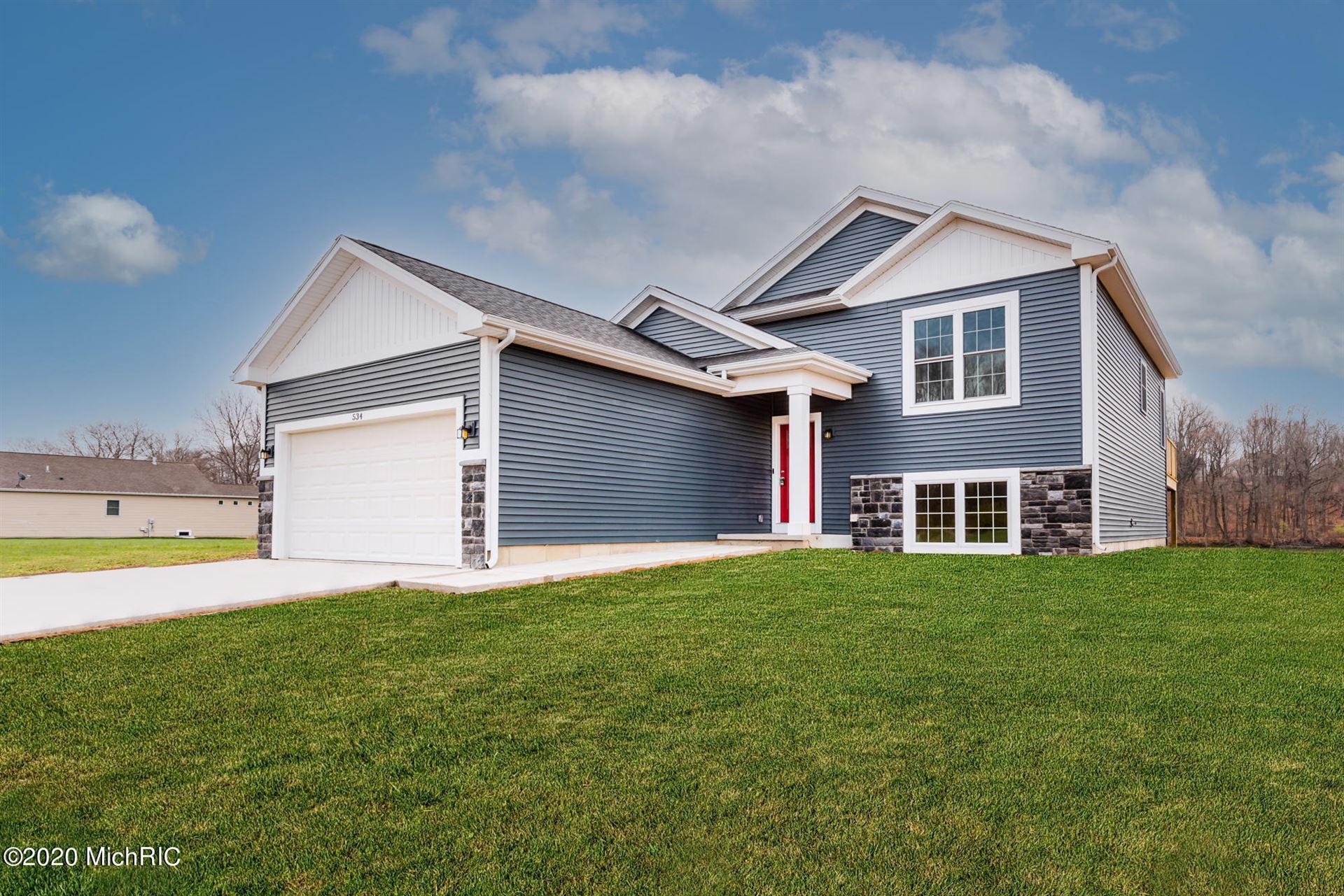 534 Swan River Drive Drive, Benton Harbor, MI 49022 - MLS#: 20022450