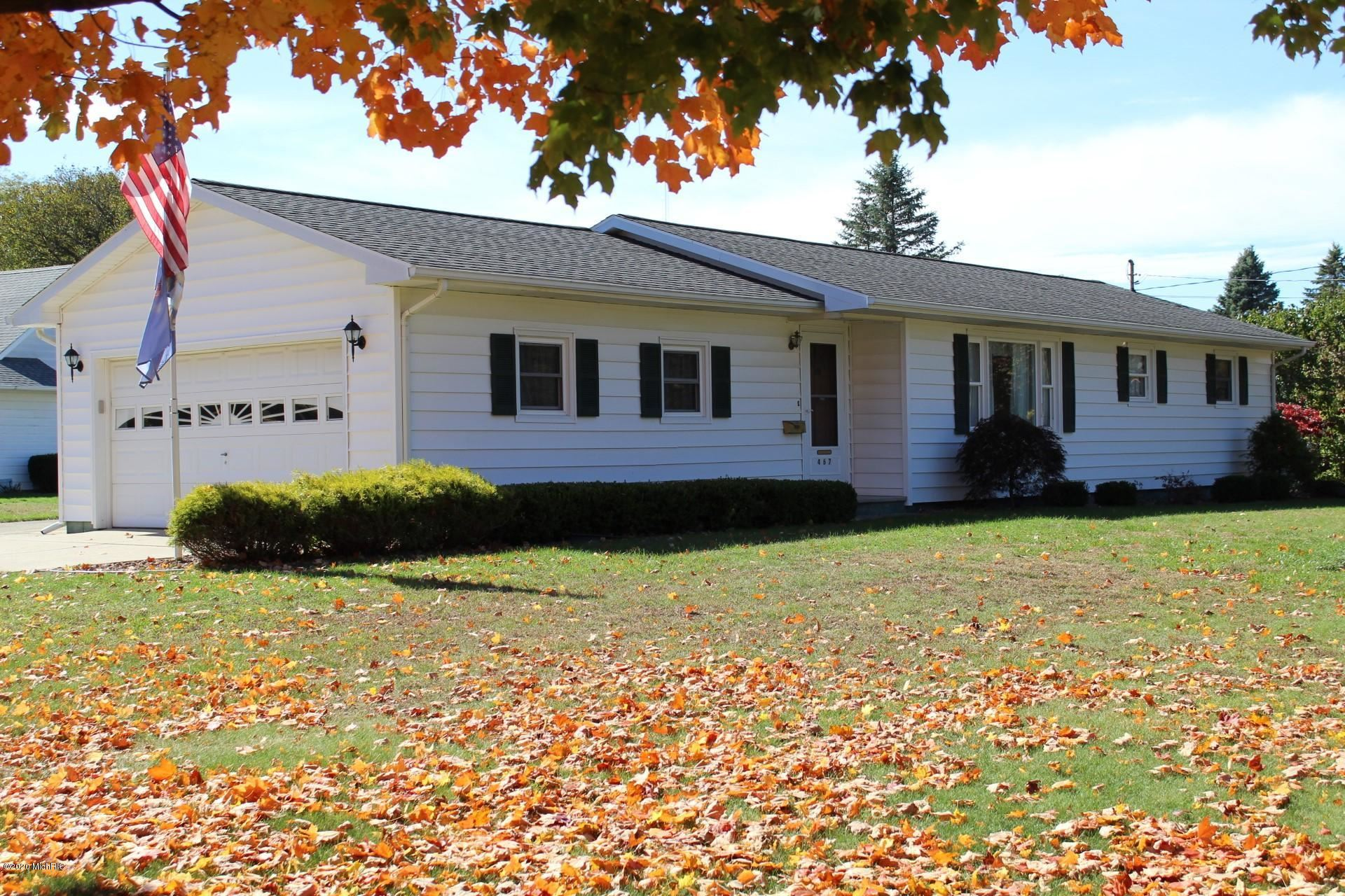 467 Salem Drive, Jonesville, MI 49250 - MLS#: 20043455