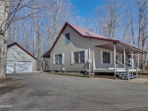 Photo of 6488 Big Bay Road, Bear Lake, MI 49614 (MLS # 21011459)