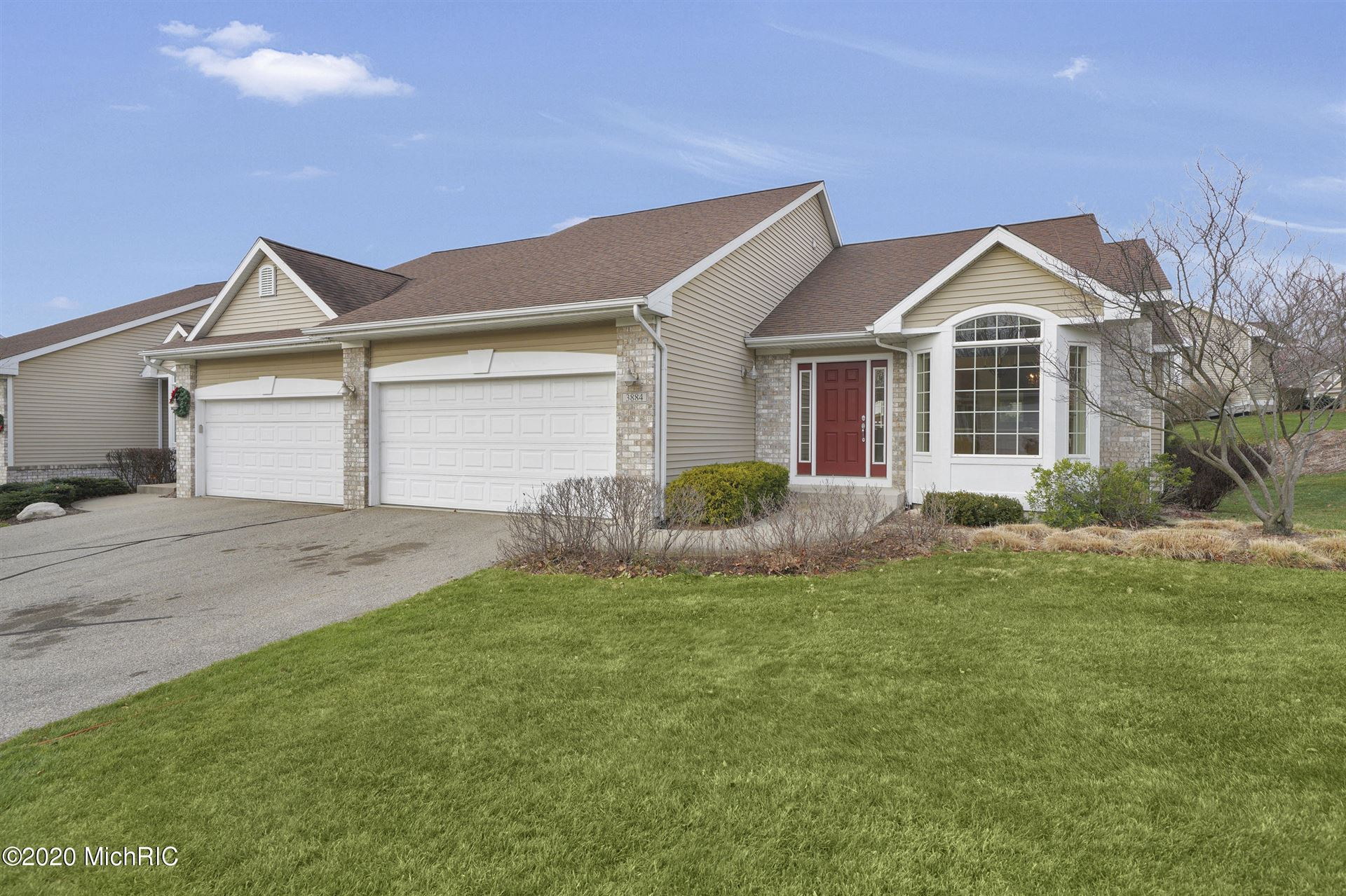 3884 Pemberton Drive SE #49, Grand Rapids, MI 49508 - MLS#: 21000459