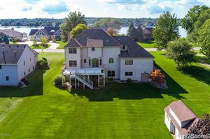 Photo of 8776 Cedar Lake Drive, Jenison, MI 49428 (MLS # 19045462)