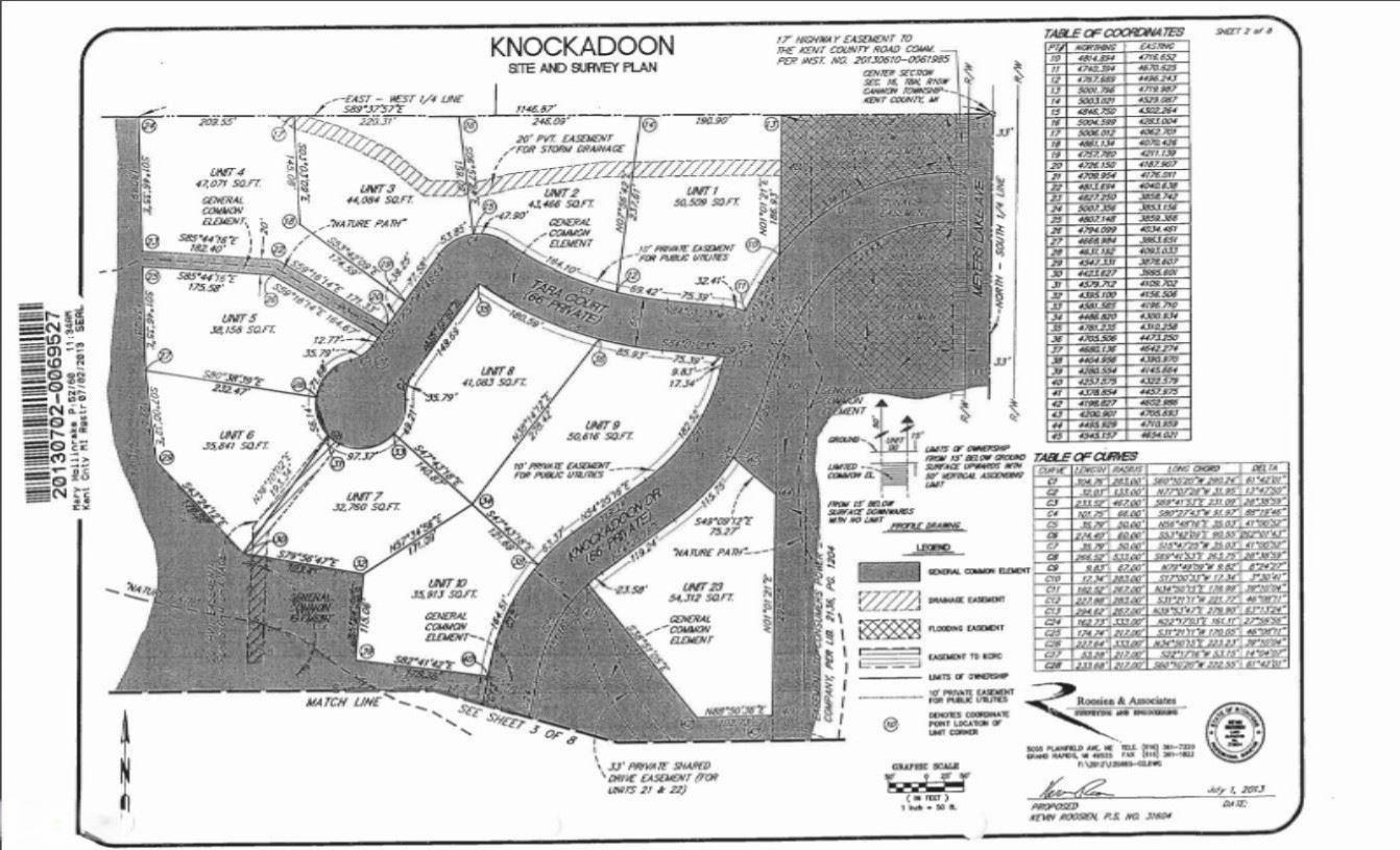 Photo of 6680 Knockadoon Drive NE, Rockford, MI 49341 (MLS # 21010469)