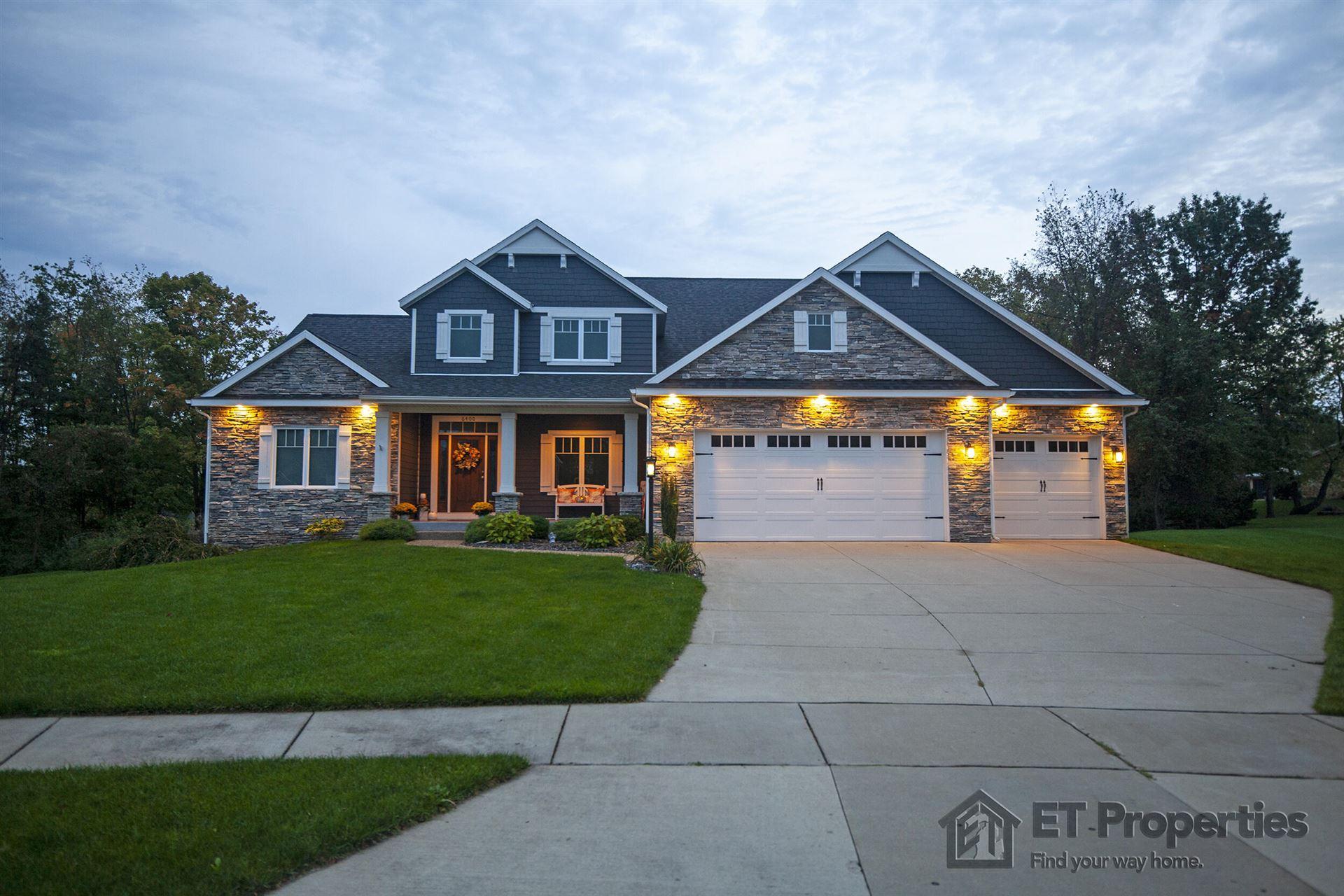 Photo of 6400 Summer Meadows Drive NE, Rockford, MI 49341 (MLS # 21110469)