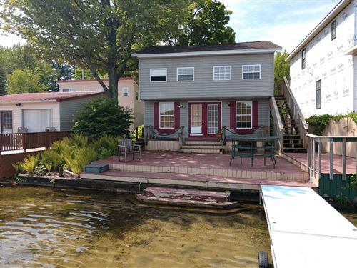Photo of 2466 Lakeside Drive, Stanton, MI 48888 (MLS # 20025470)
