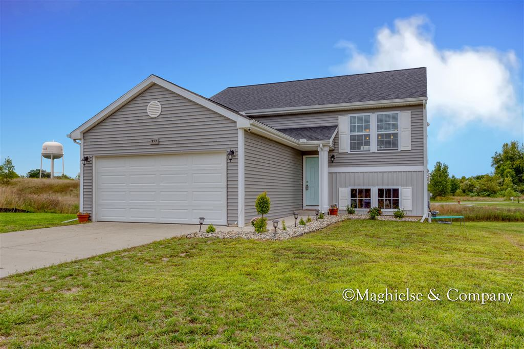 917 Oak Wind Court, Middleville, MI 49333 - #: 19043471
