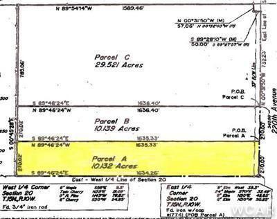 Photo of Parcel A Parcel A 220th Avenue, Big Rapids, MI 49307 (MLS # 19020472)