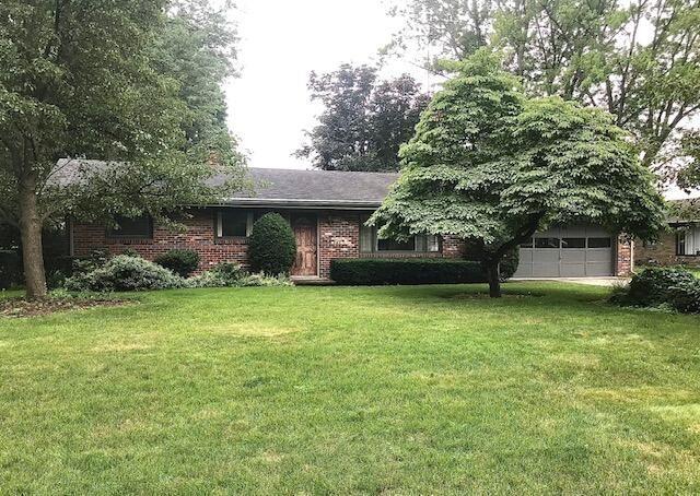 1676 S Teakwood Drive, Stevensville, MI 49127 - MLS#: 21079475