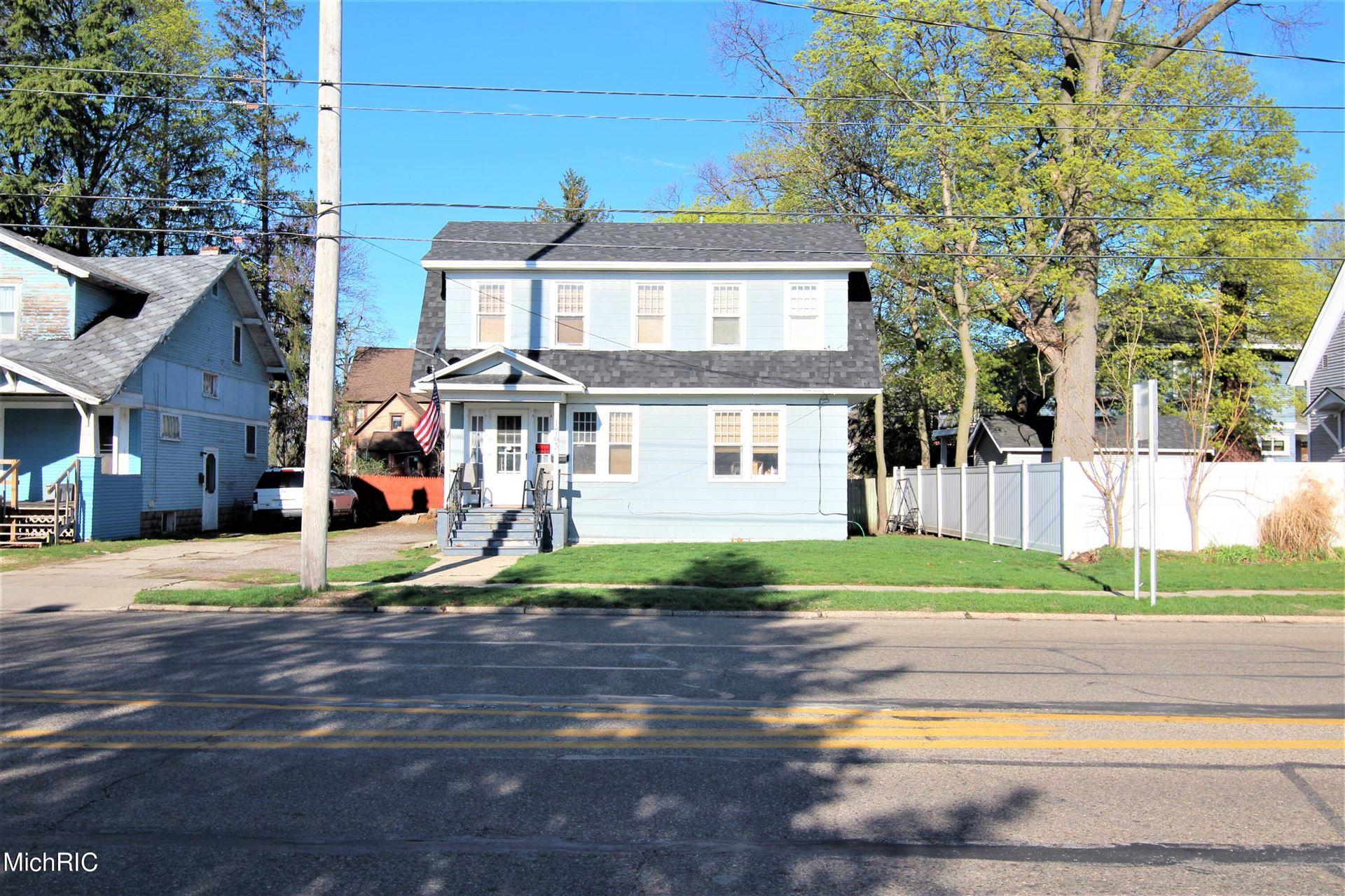 Photo of 1763 Sanford Street, Muskegon, MI 49441 (MLS # 21012477)
