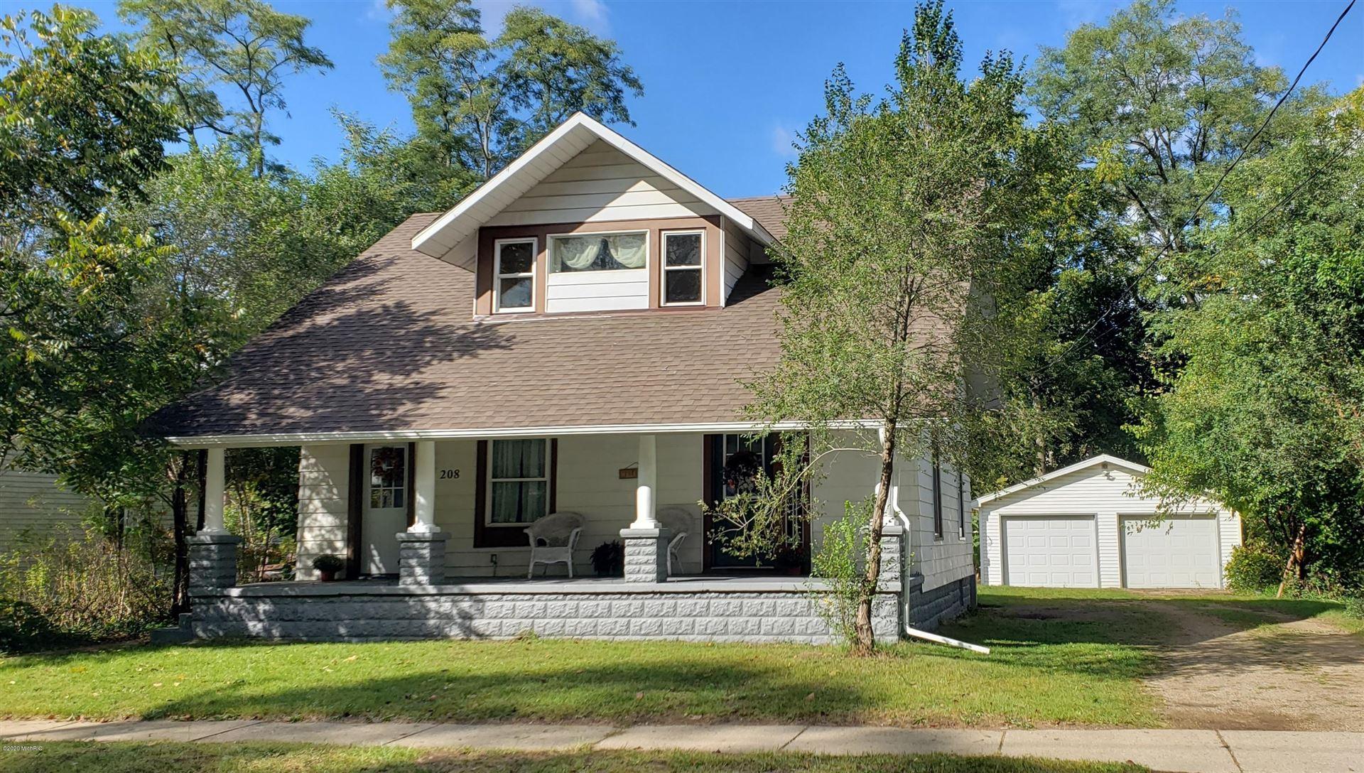 208 S Lowe Street, Dowagiac, MI 49047 - MLS#: 21095477