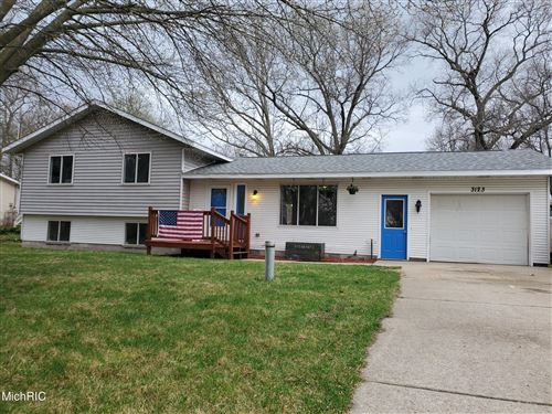 Photo of 3123 Kooi Street, Muskegon, MI 49444 (MLS # 21011482)