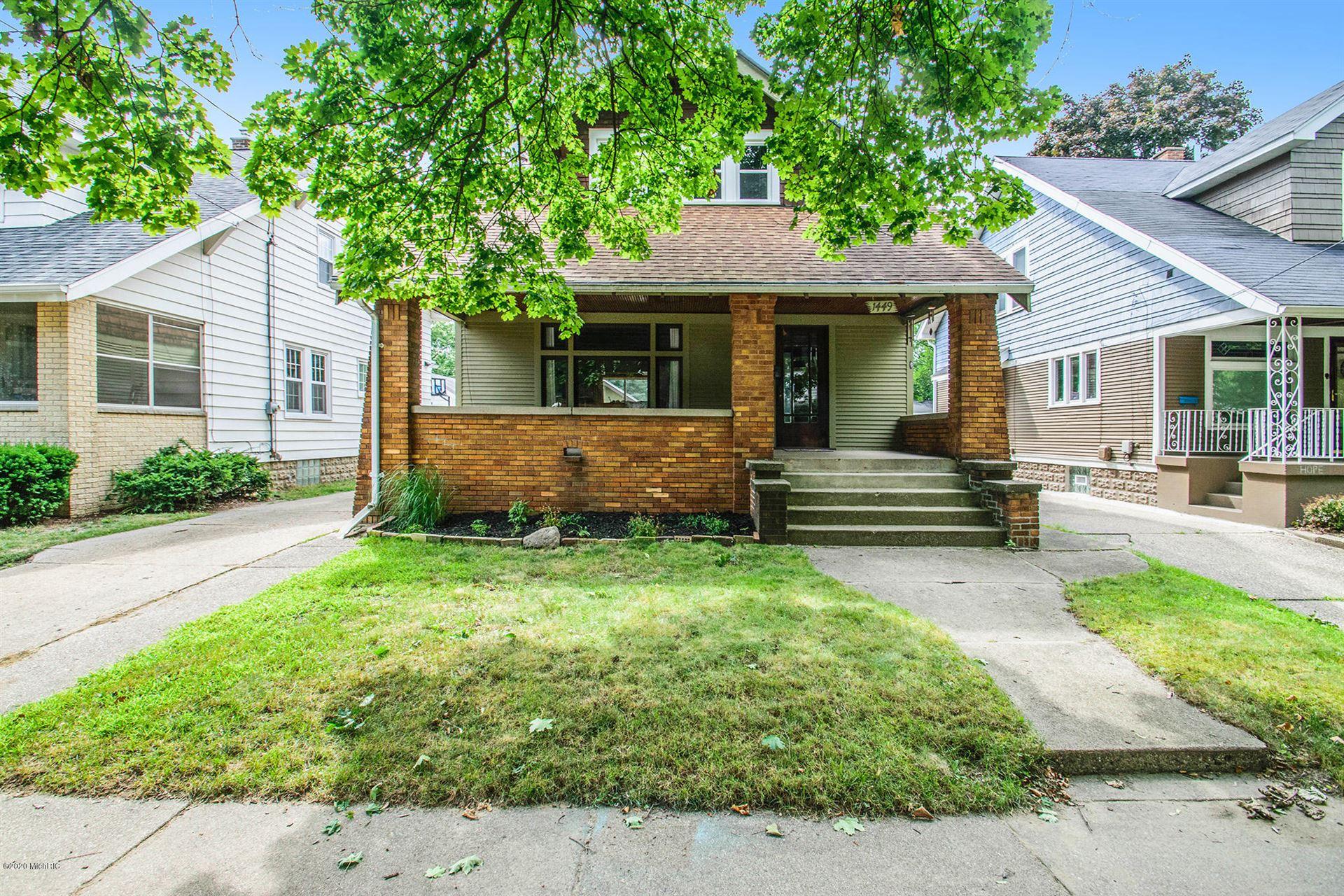 1449 Fremont Avenue NW, Grand Rapids, MI 49504 - MLS#: 20031483