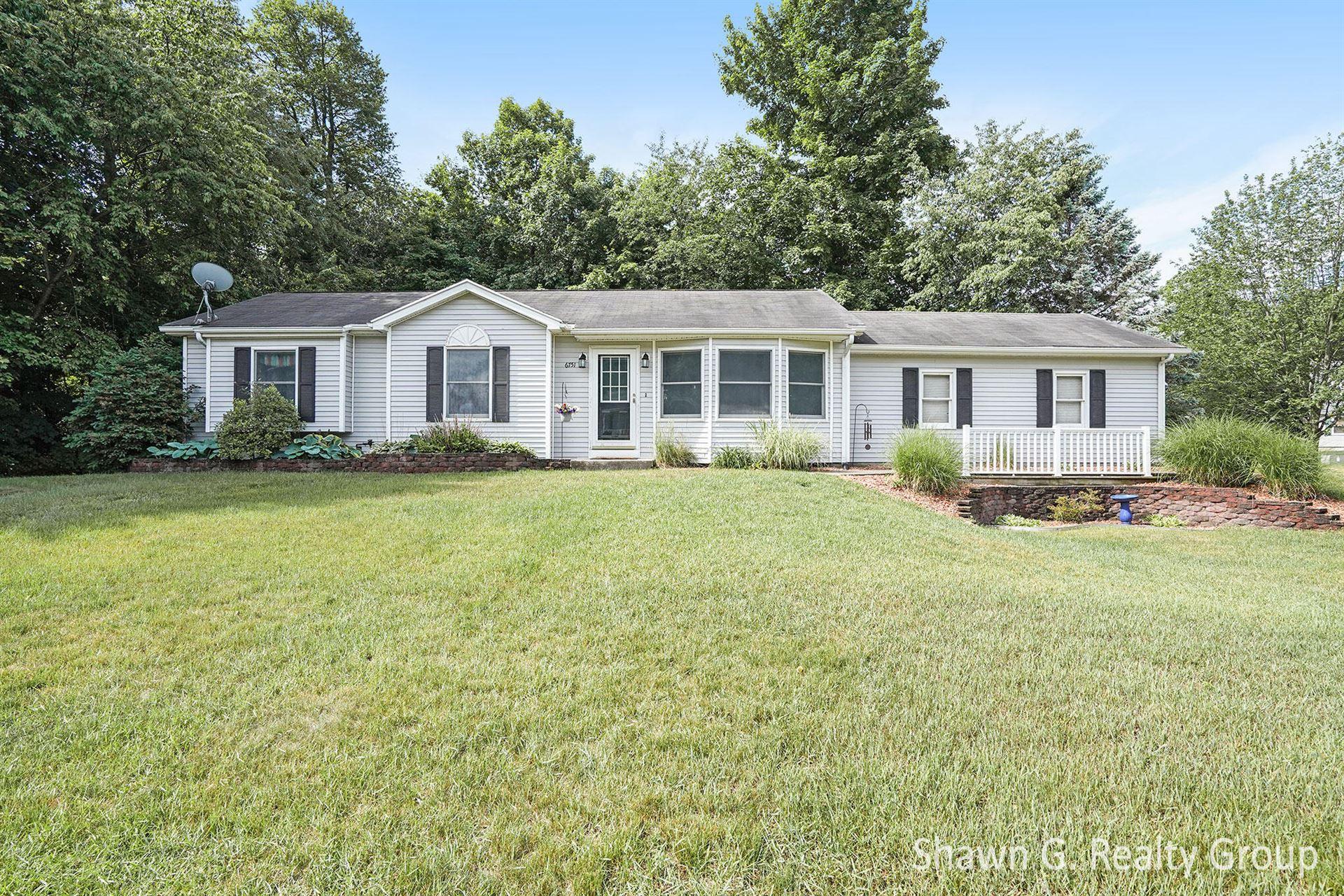 6751 Estate Drive SW, Byron Center, MI 49315 - MLS#: 21021483