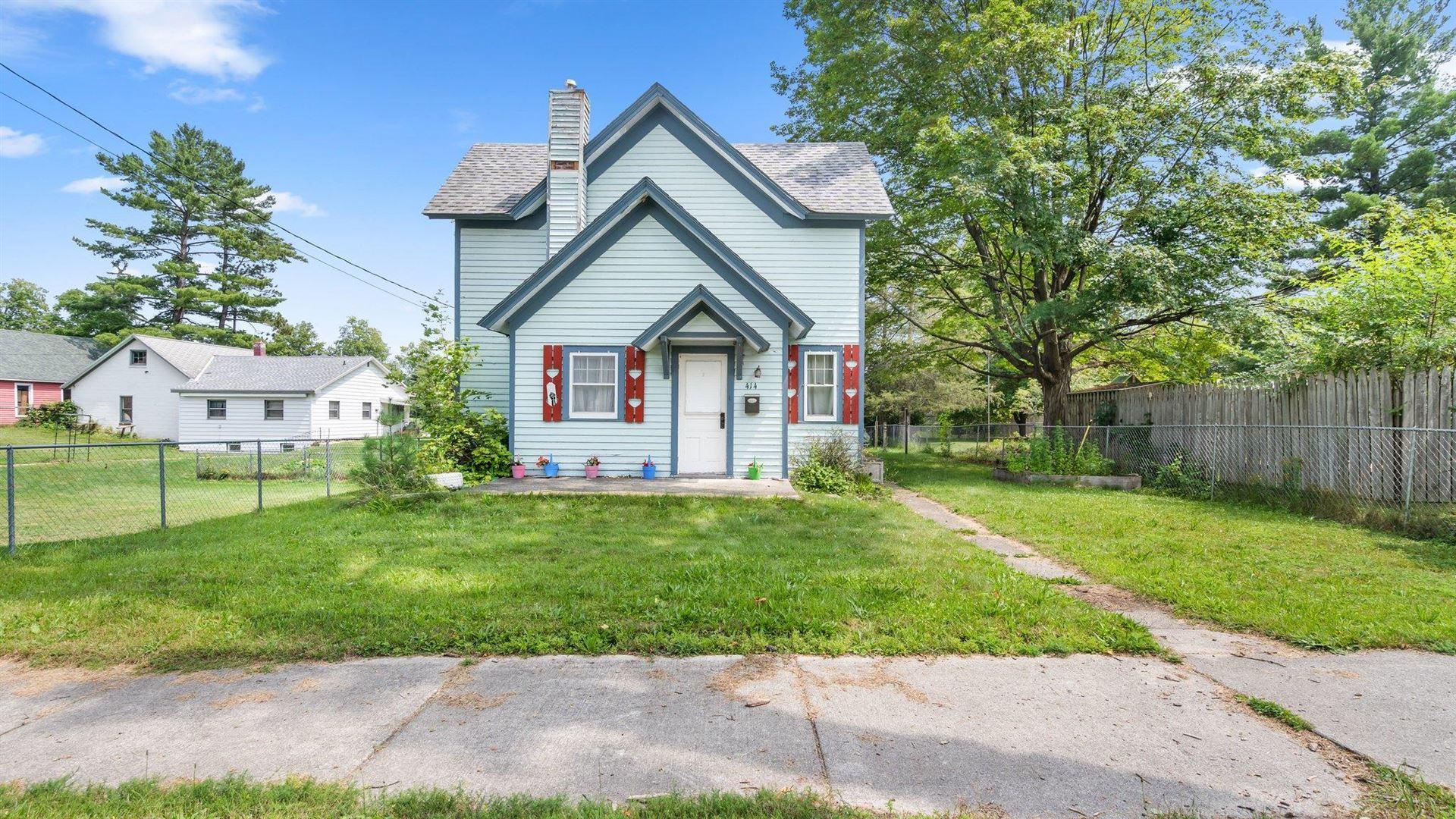 414 Marion Avenue, Big Rapids, MI 49307 - MLS#: 21099483
