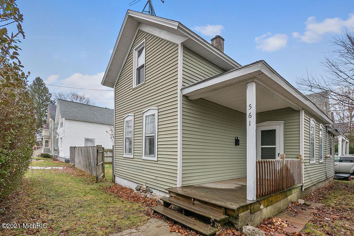 561 Pettibone Avenue NW, Grand Rapids, MI 49504 - MLS#: 21001484