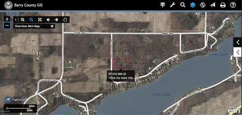 Photo of 000 Lakefront Drive, Delton, MI 49046 (MLS # 18051487)