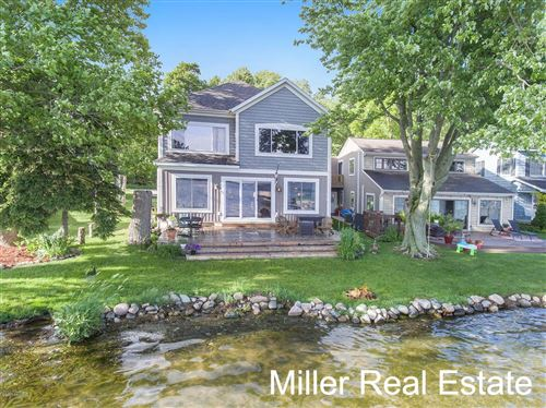 Photo of 11283 Oakleigh Drive, Middleville, MI 49333 (MLS # 20021489)