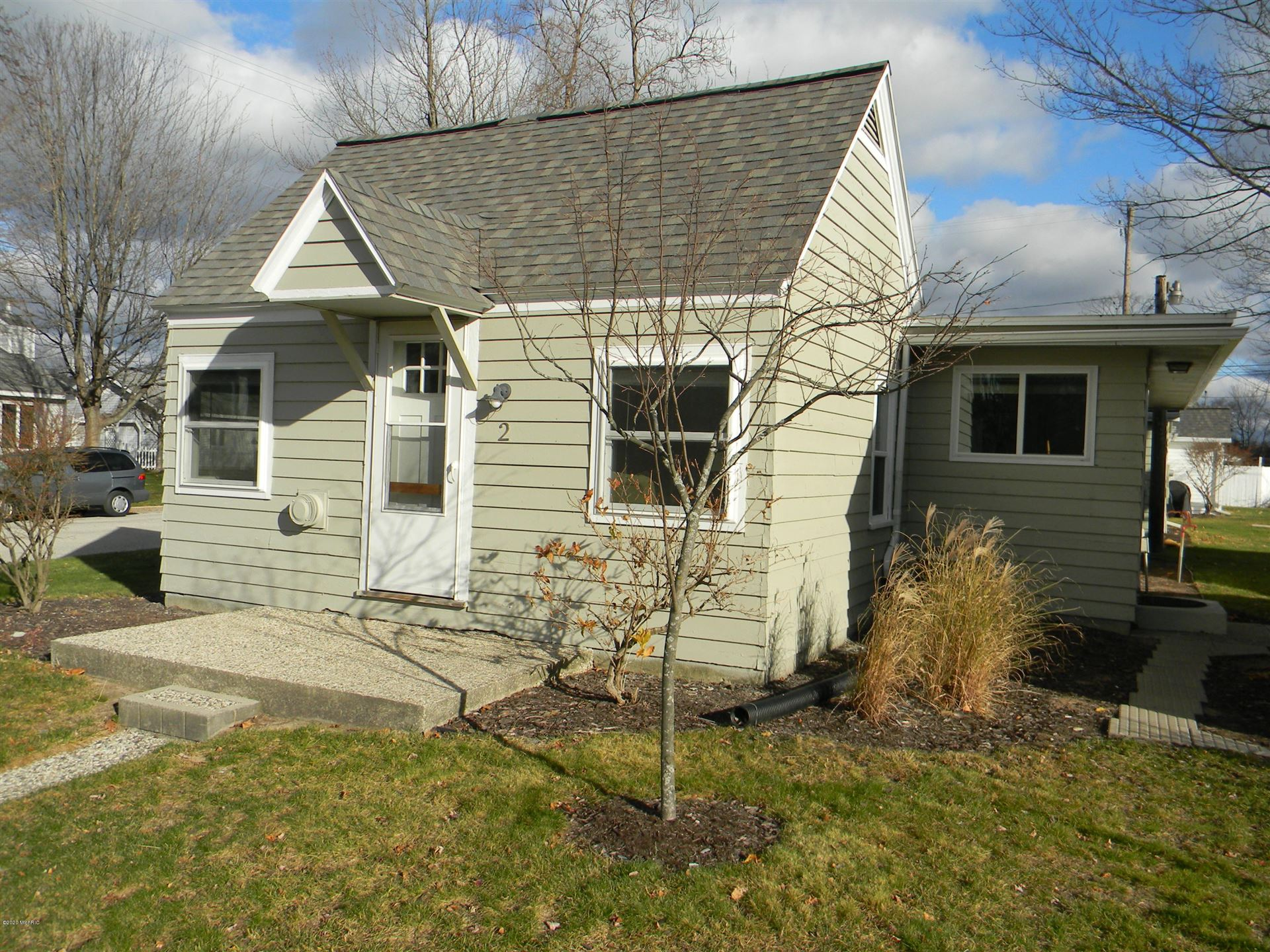 422 N Ferry Street #Cottage 2, Ludington, MI 49431 - MLS#: 20049492