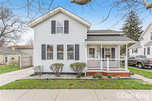 Photo of 509 Jackson Street, Grand Haven, MI 49417 (MLS # 21011493)