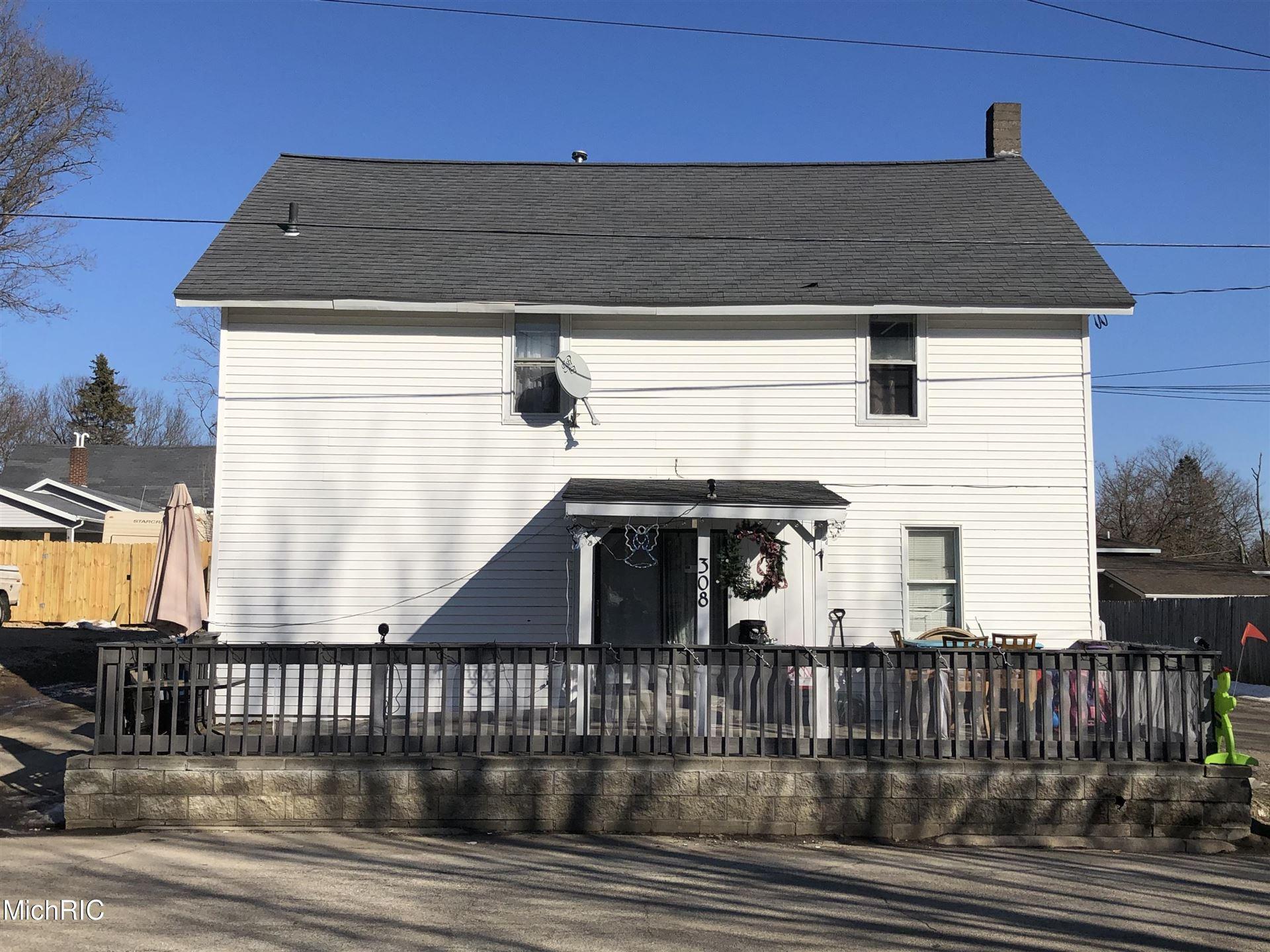 308 N Oak Street, Buchanan, MI 49107 - MLS#: 21008497