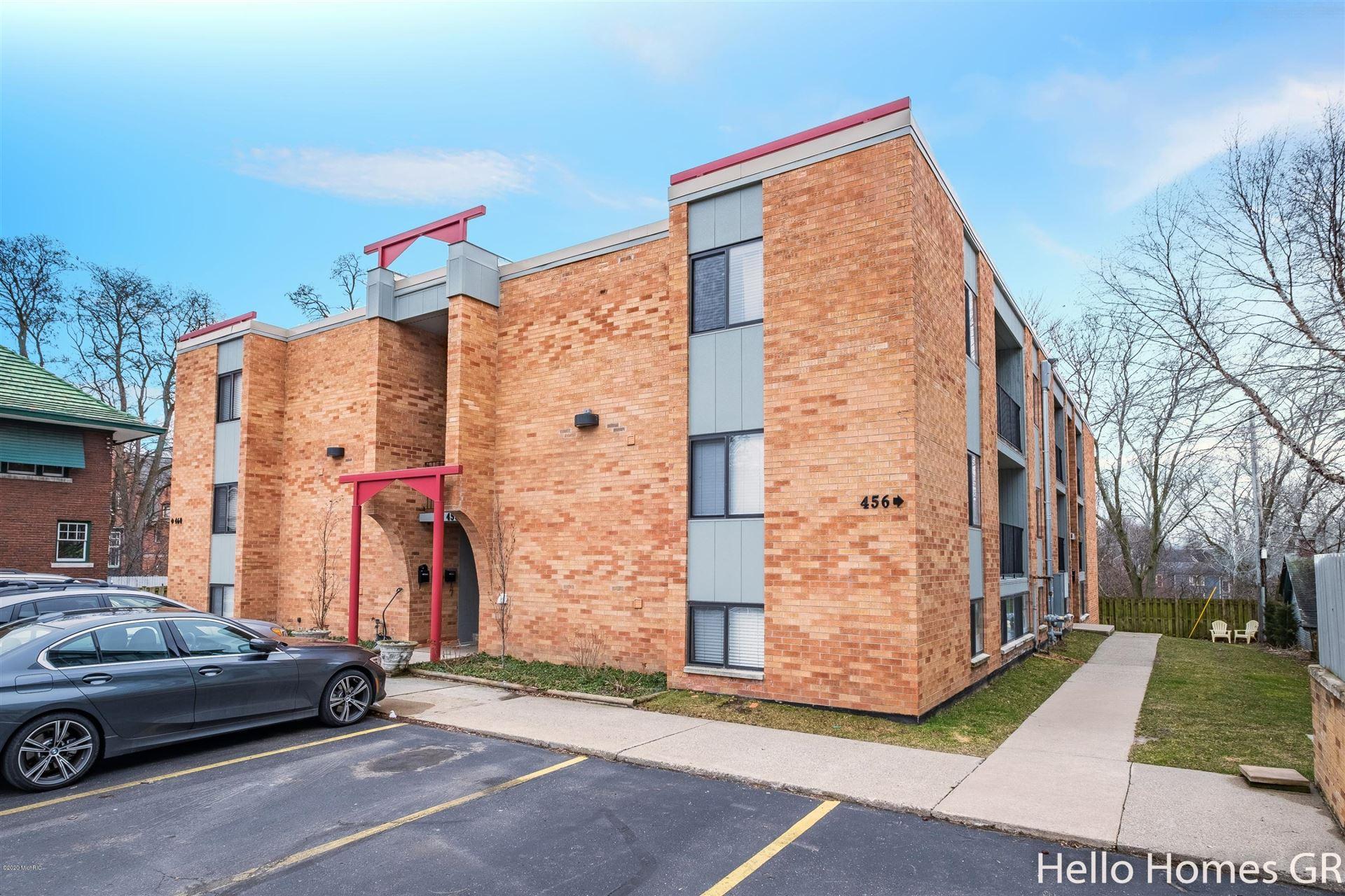 456 Fulton Street E #4, Grand Rapids, MI 49503 - MLS#: 20013499