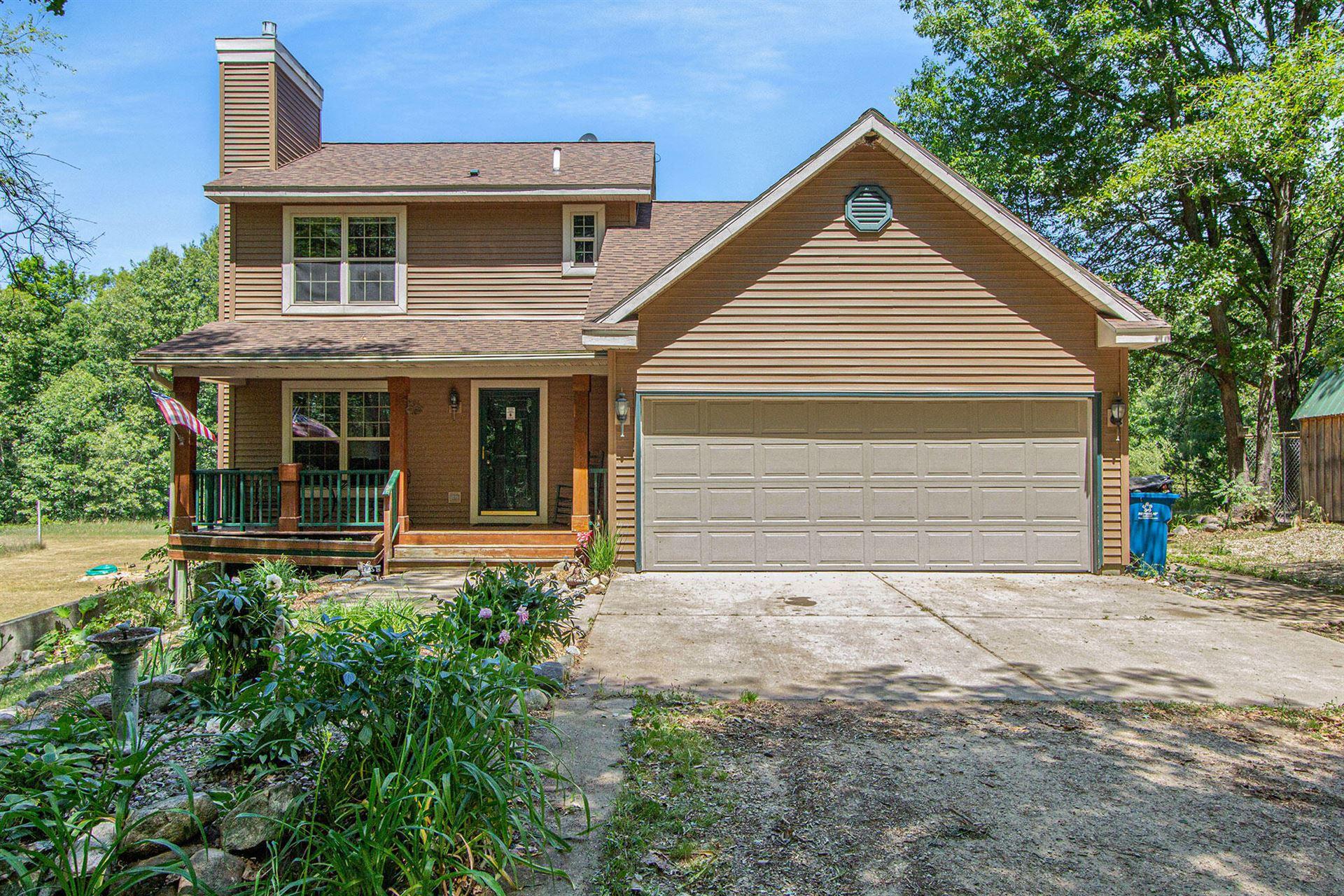 22544 W Wood Lake Road, Pierson, MI 49339 - MLS#: 21023500