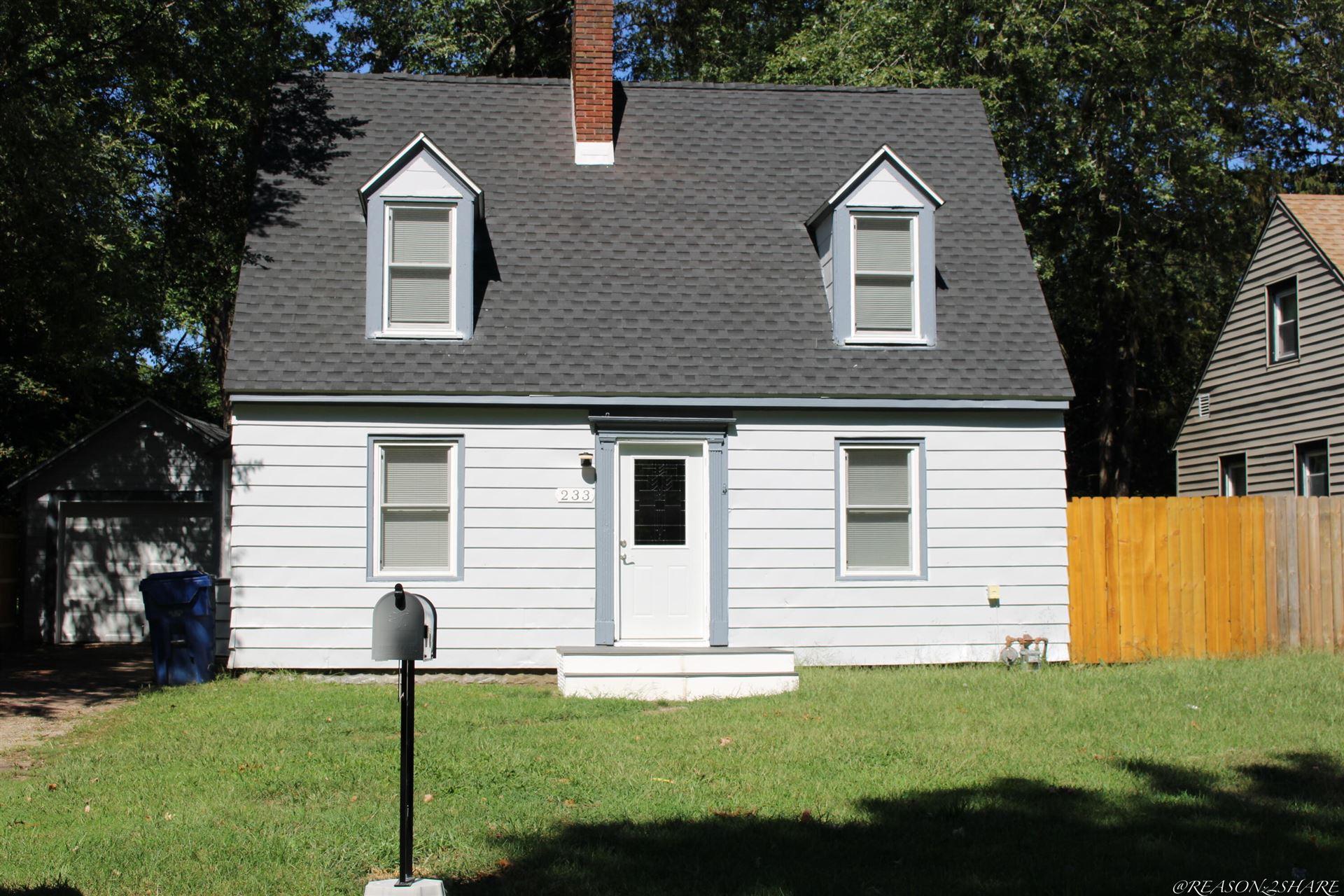233 Hampton Road, Benton Harbor, MI 49022 - MLS#: 21106504