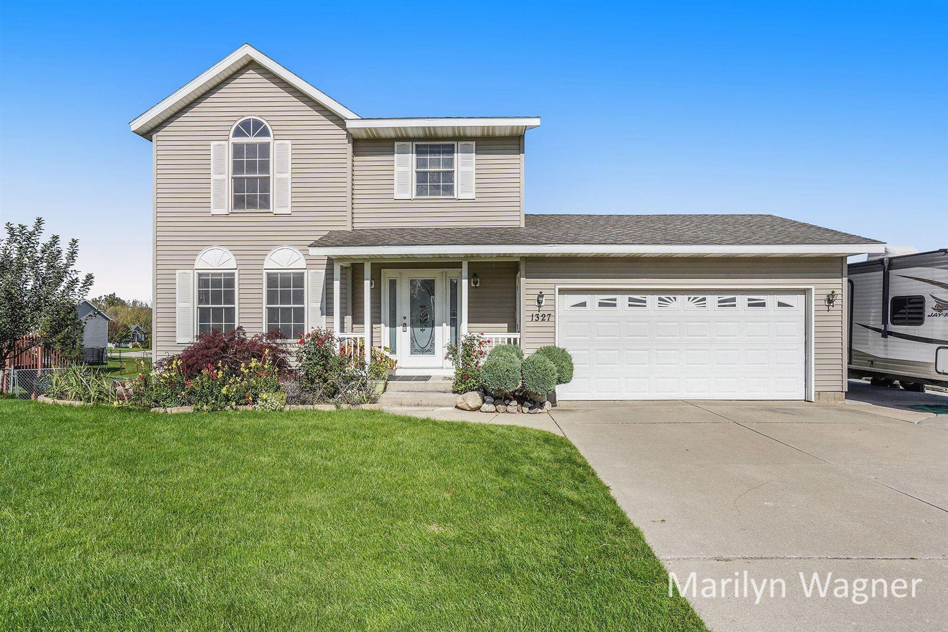 1327 Canary Grass Drive SE, Grand Rapids, MI 49508 - MLS#: 21112506