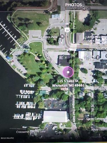 Photo of 115 S Lake Street, Whitehall, MI 49461 (MLS # 20027507)
