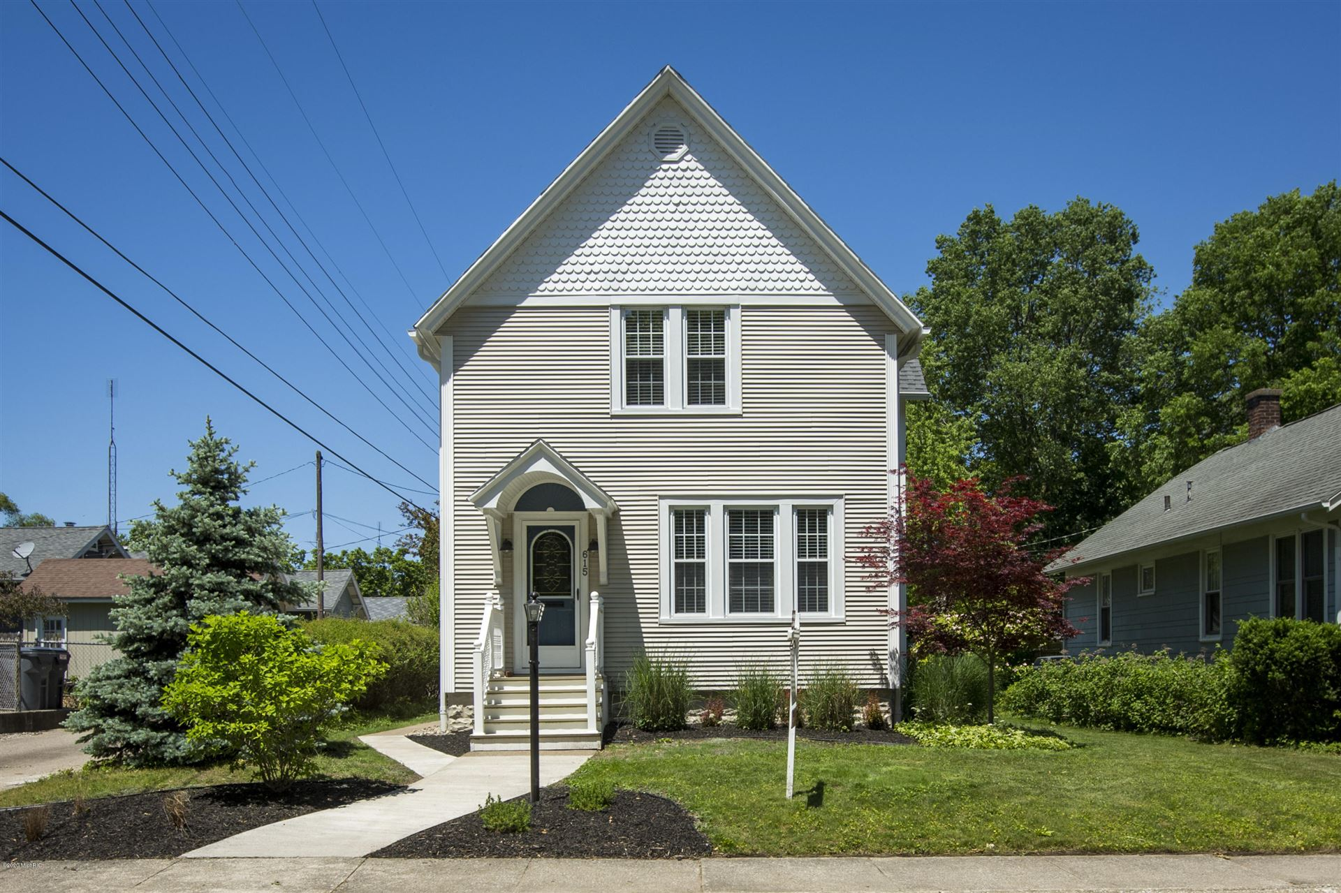 615 Cliff Street, Saint Joseph, MI 49085 - MLS#: 20021516