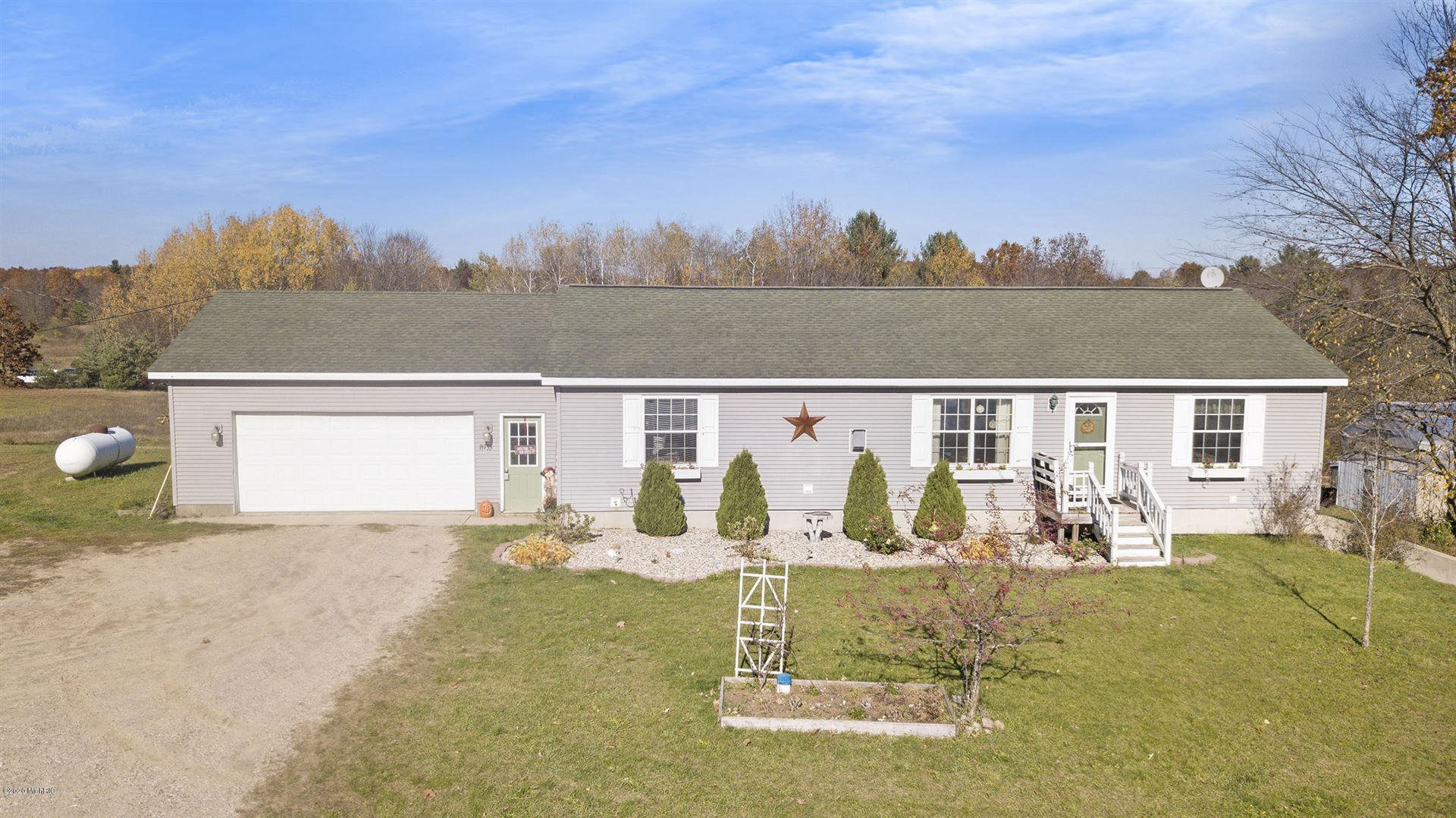 13755 18 Mile Road NE, Gowen, MI 49326 - MLS#: 20045518