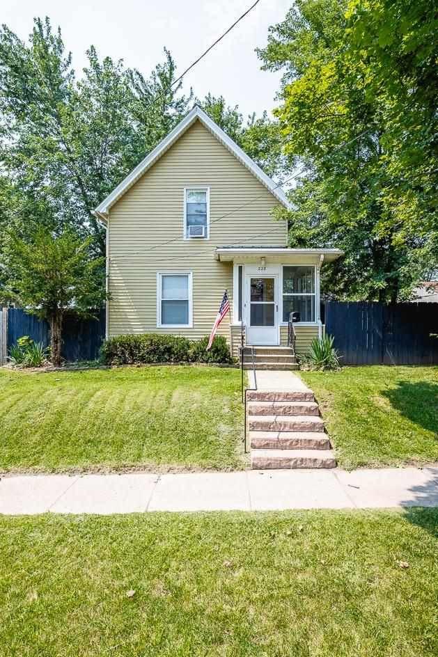 228 N Thompson Street, Jackson, MI 49202 - MLS#: 21097518