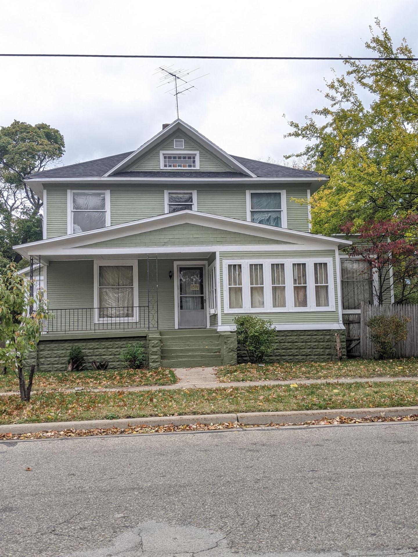 1591 Terrace Street, Muskegon, MI 49442 - MLS#: 21103518