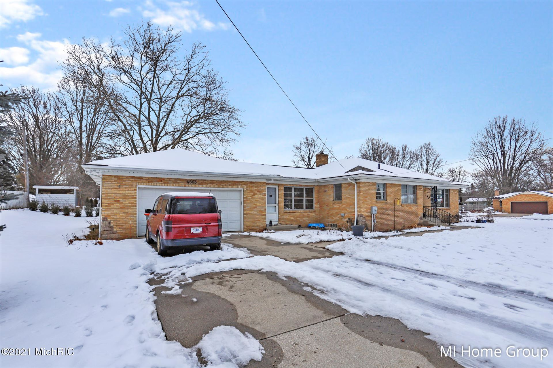 Photo of 4663 Marigold Street SE, Grand Rapids, MI 49546 (MLS # 21000521)