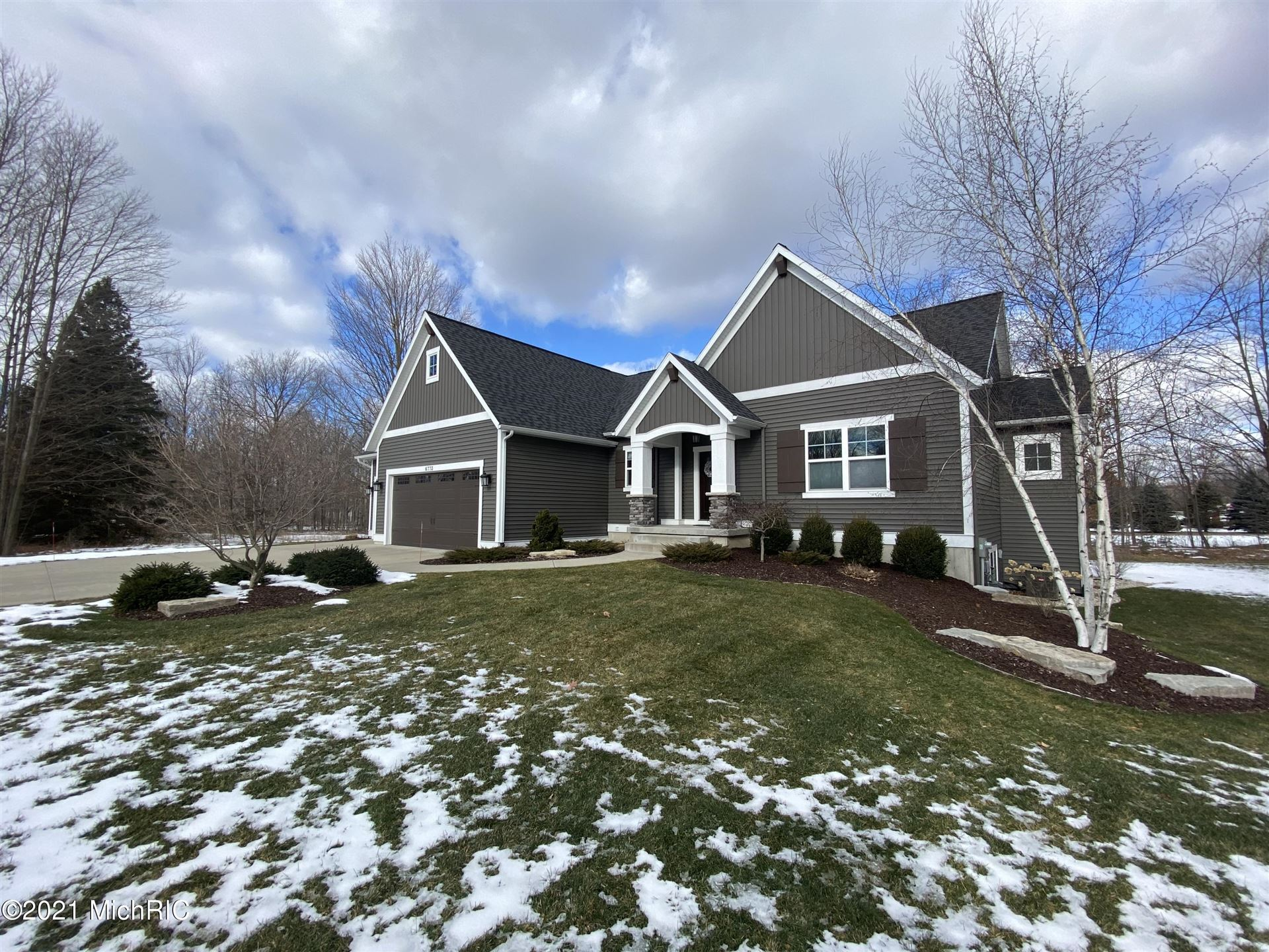 6773 Wood Lane, Allendale, MI 49401 - MLS#: 21002522